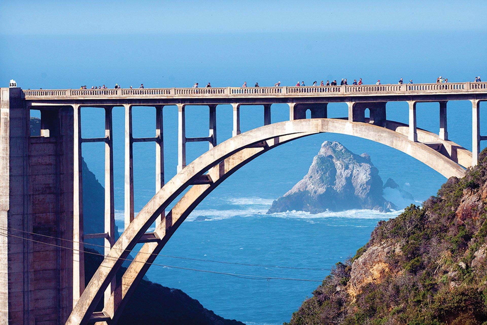Big Sur International Marathon in California - Best Season 2020