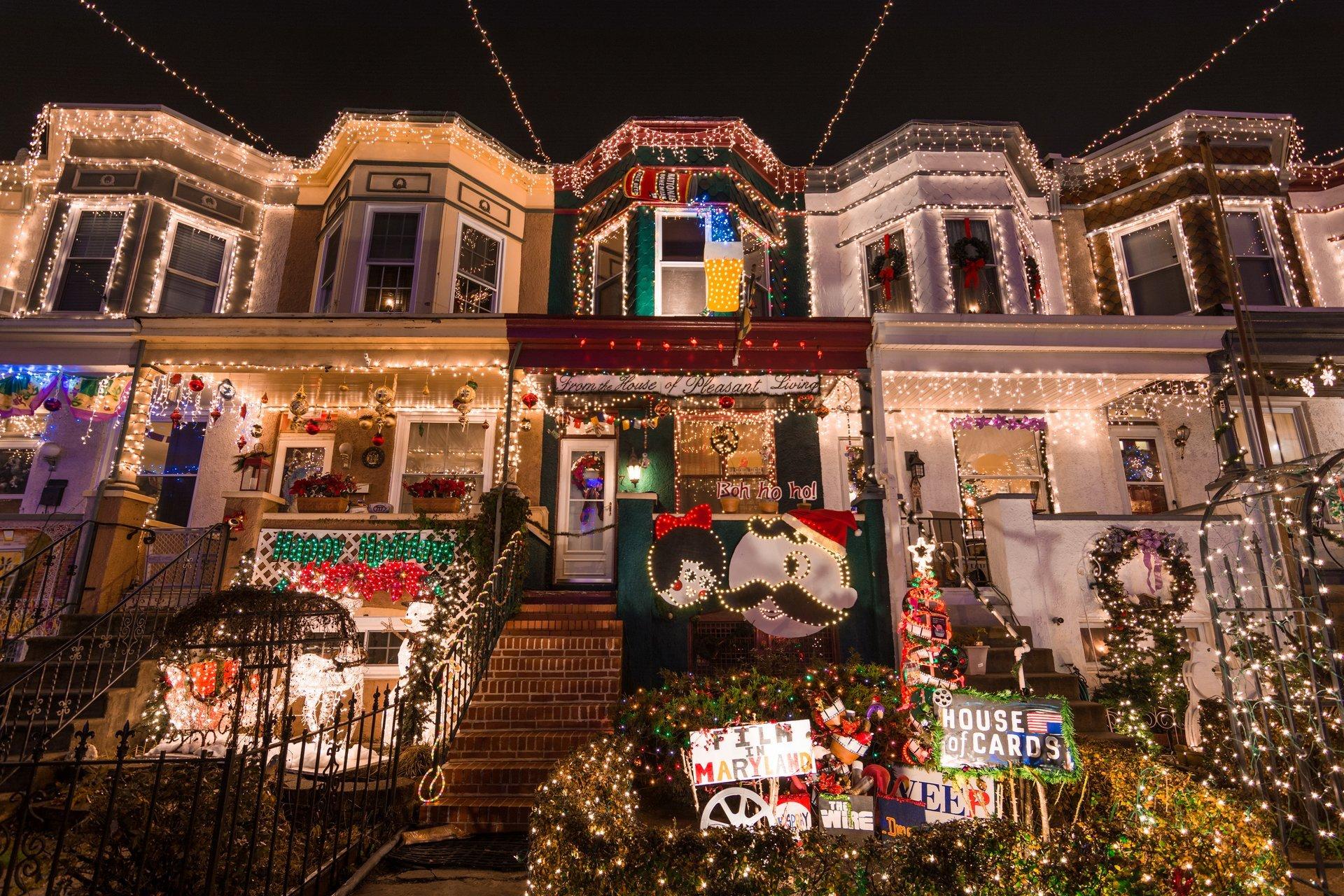 Baltimore's 34th Street 2020