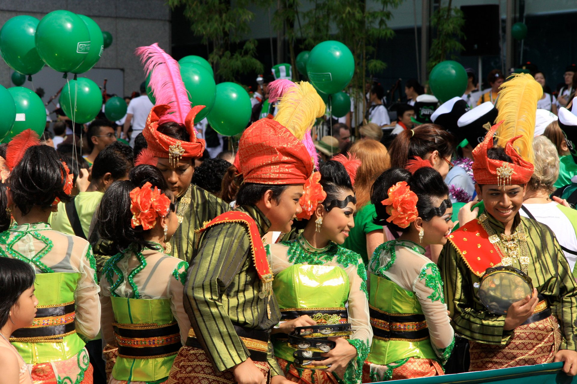 Best time for St. Patrick's Day Street Festival Singapore in Singapore 2020