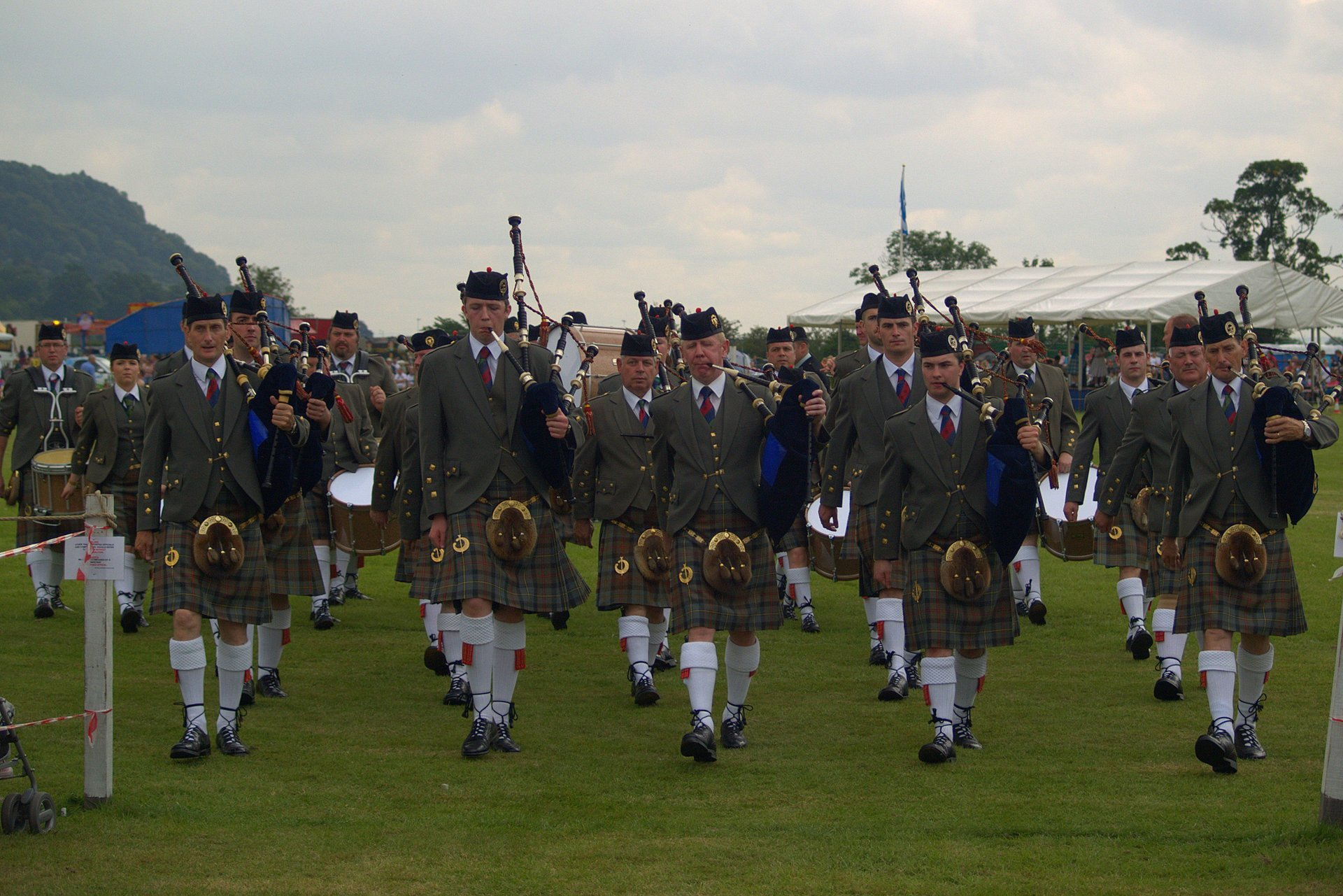 Stirling Highland Games in Edinburgh 2020 - Best Time