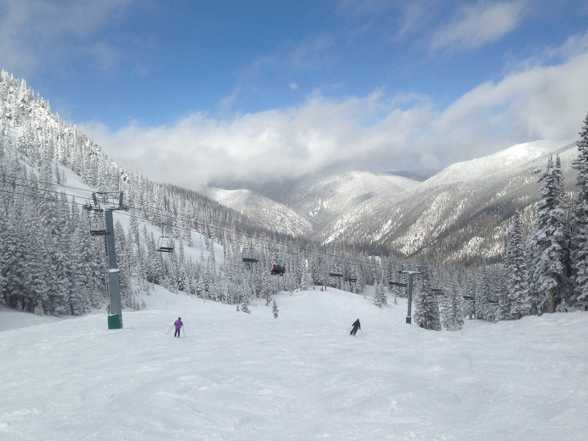 Taos Ski Area 2020