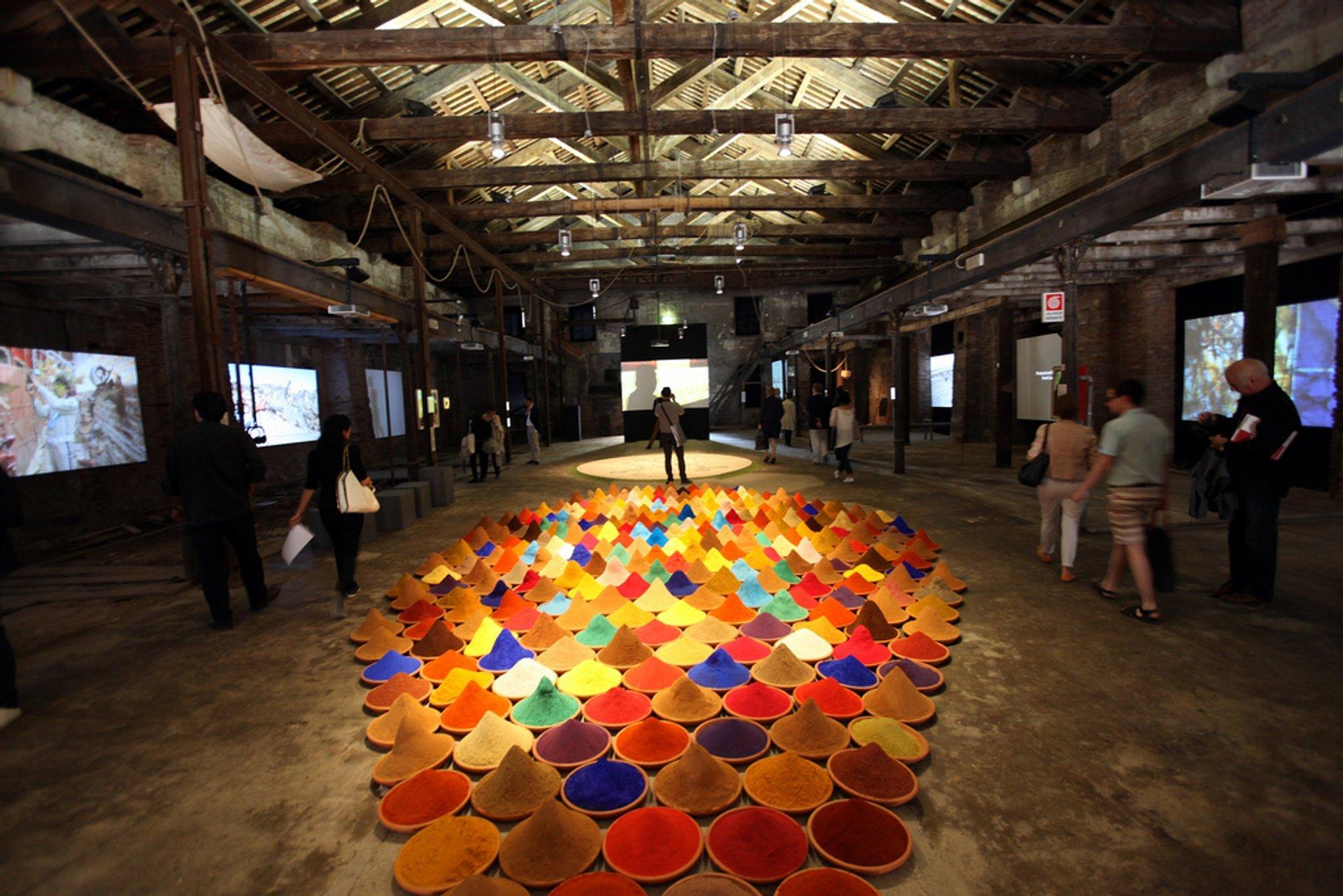 La Biennale di Venezia (Venice Biennale) in Venice - Best Season 2020