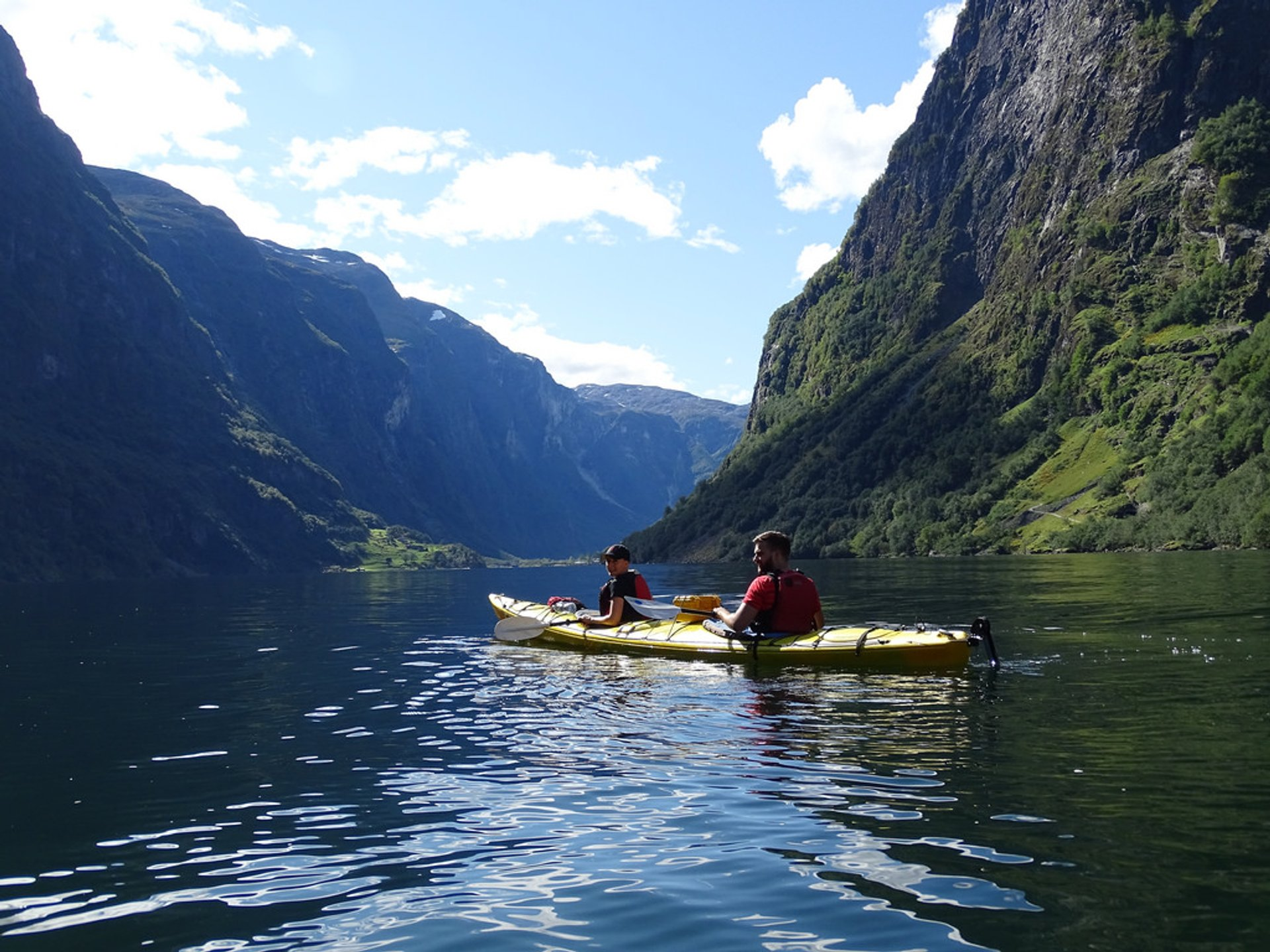 Best time for Summer in Norway 2019