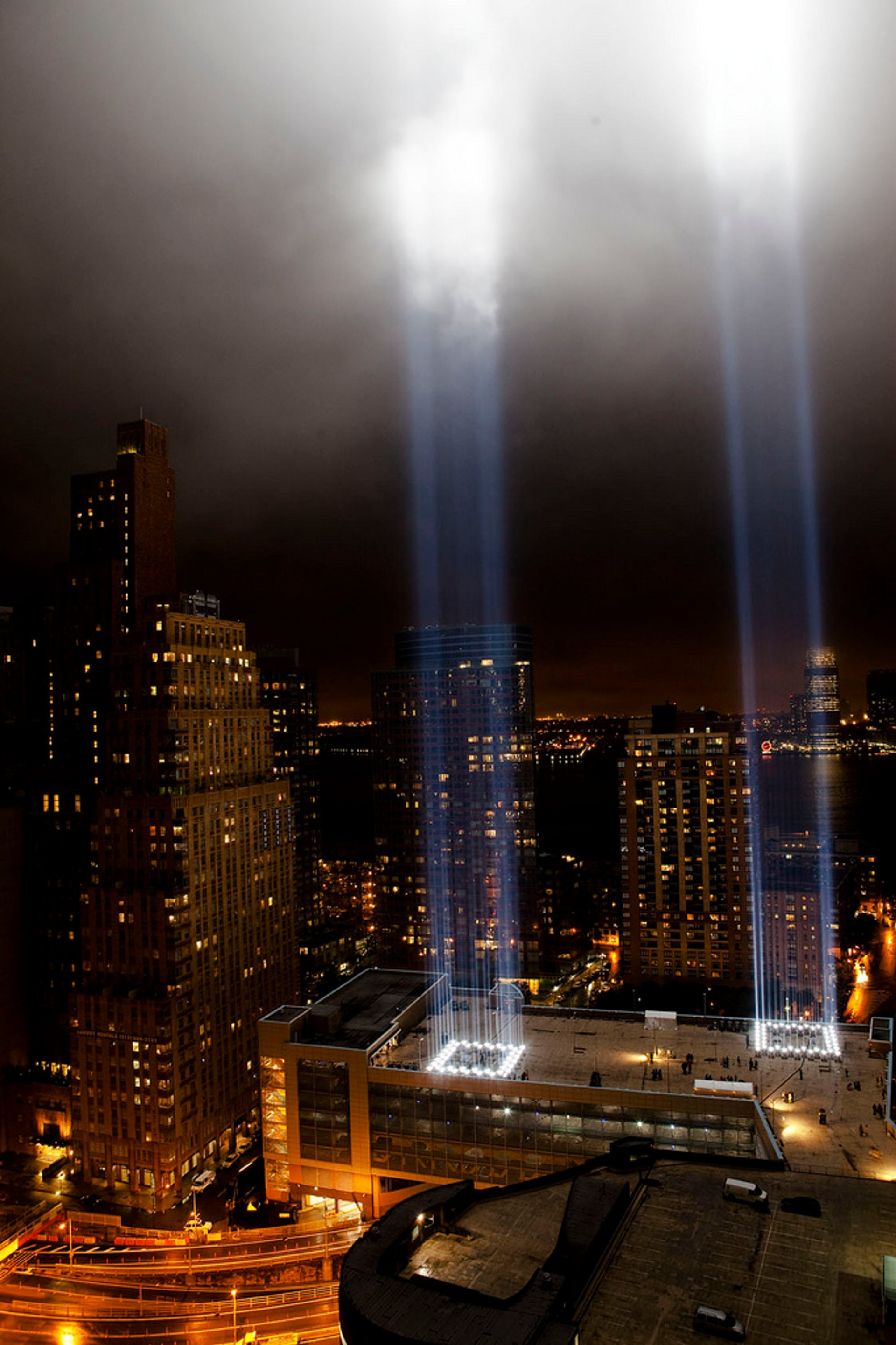 Tribute in Light in New York - Best Season 2019