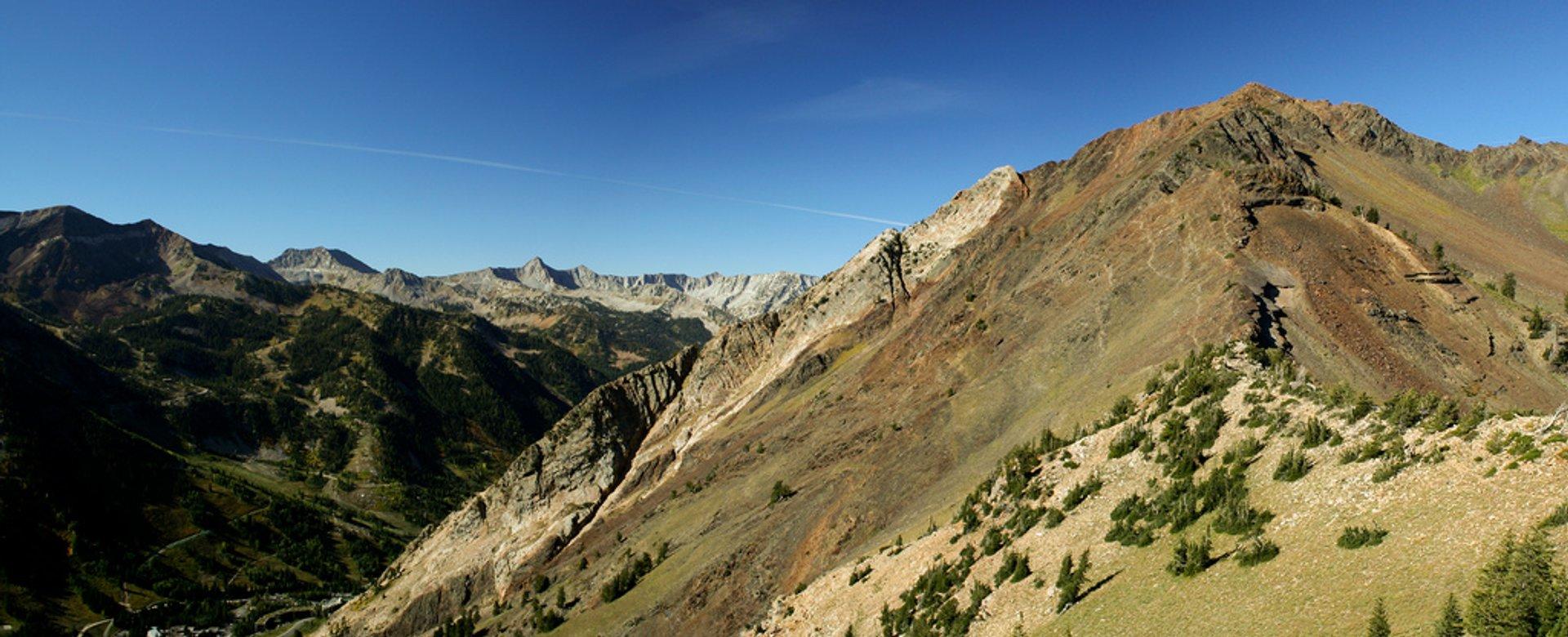 Mount Superior & Monte Cristo in Utah - Best Season 2020