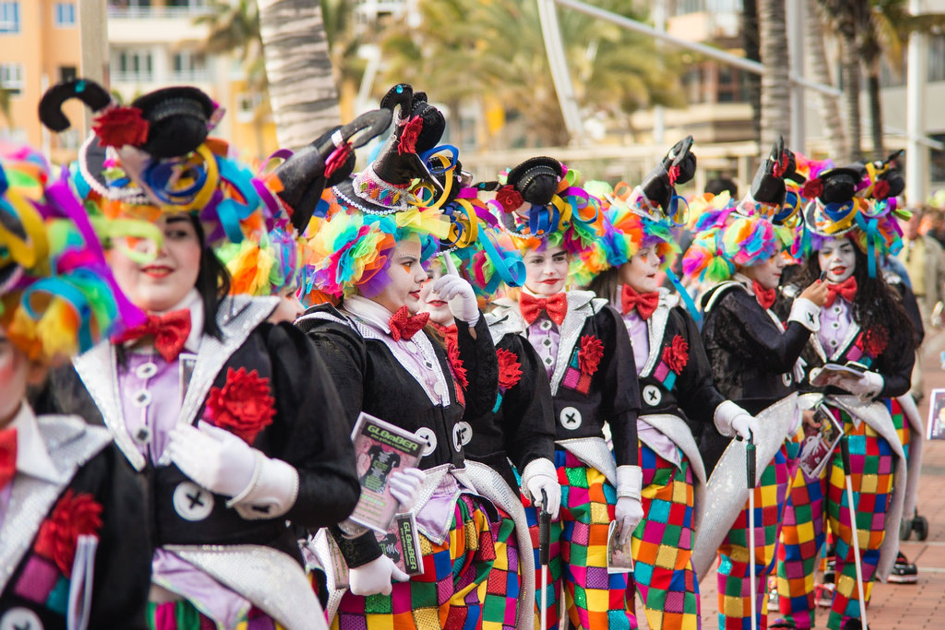 Las Palmas de Gran Canaria Carnival in Canary Islands 2019 - Best Time