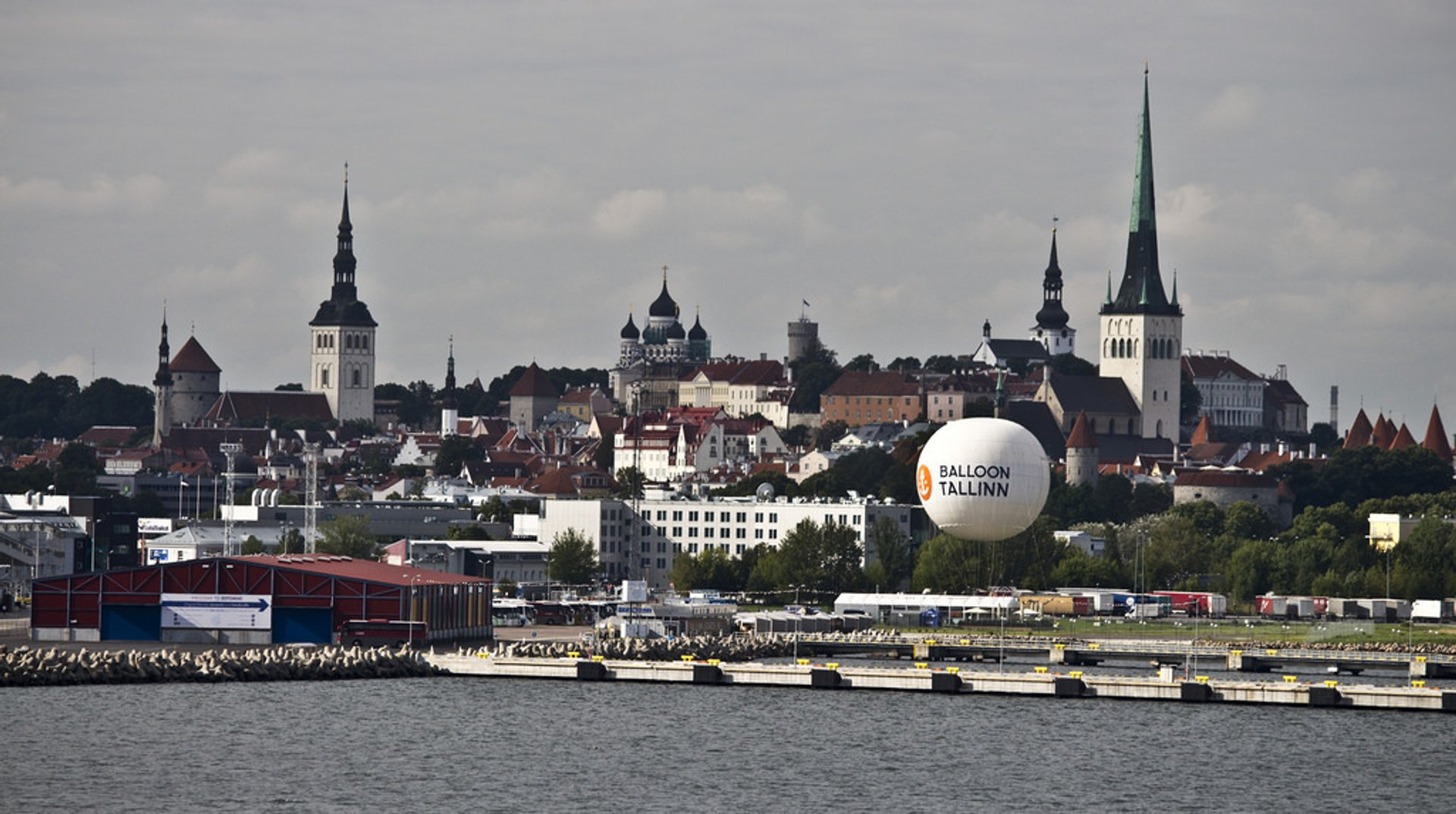 Balloon Tallinn in Estonia 2019 - Best Time