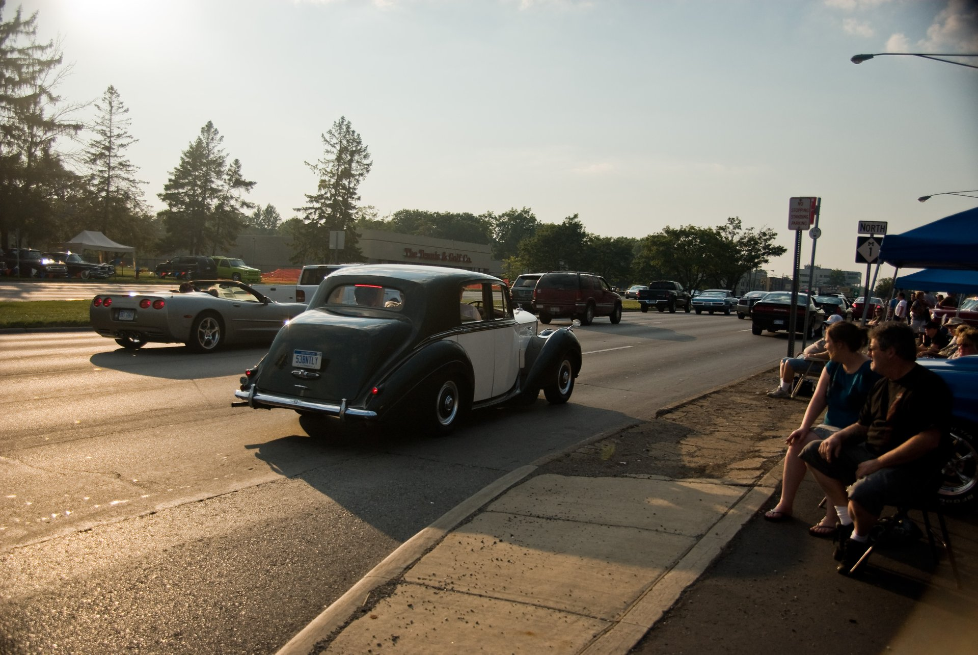 Best time to see Woodward Dream Cruise 2020