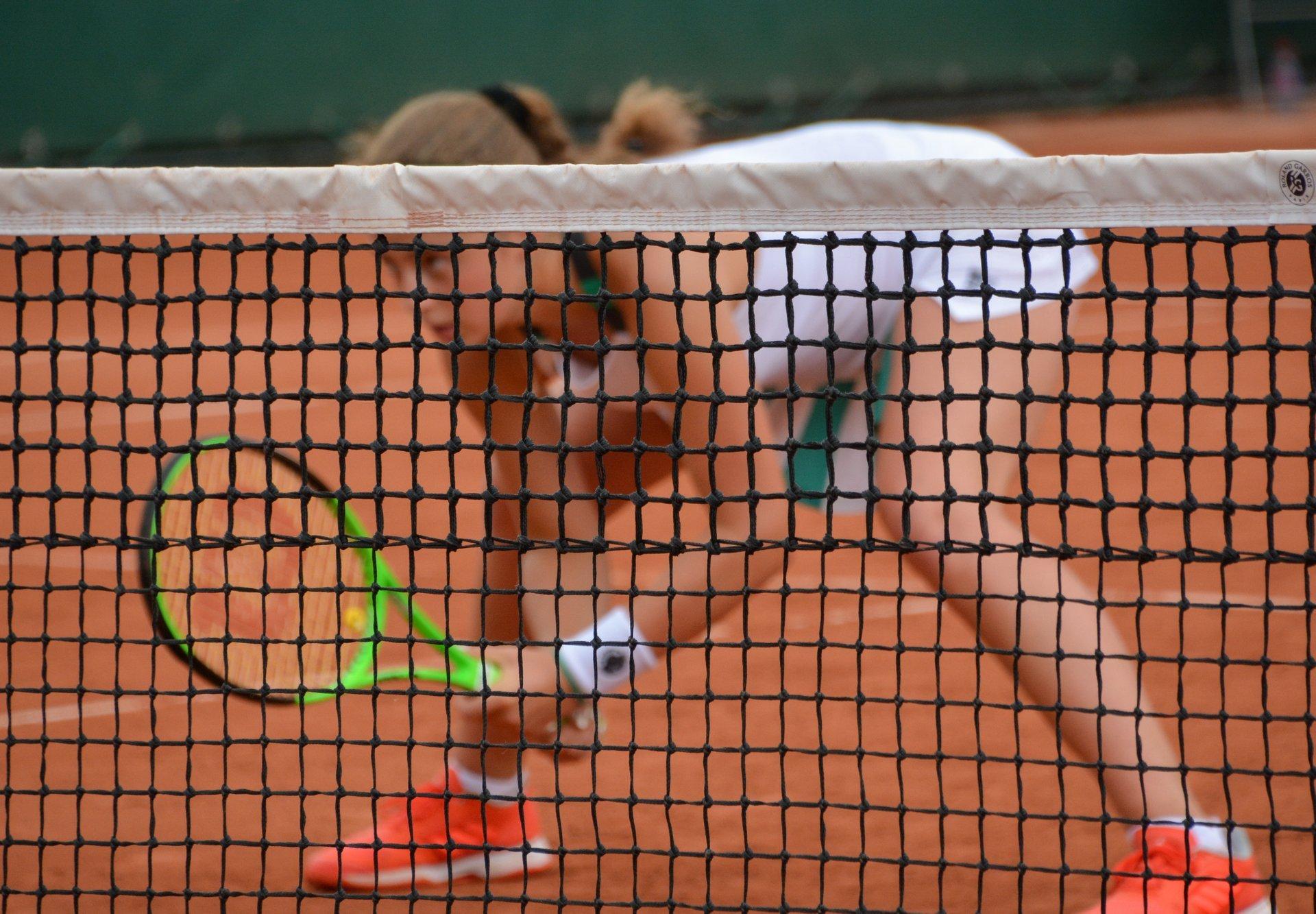 Jelena Ostapenko at Roland Garros 2017 2020