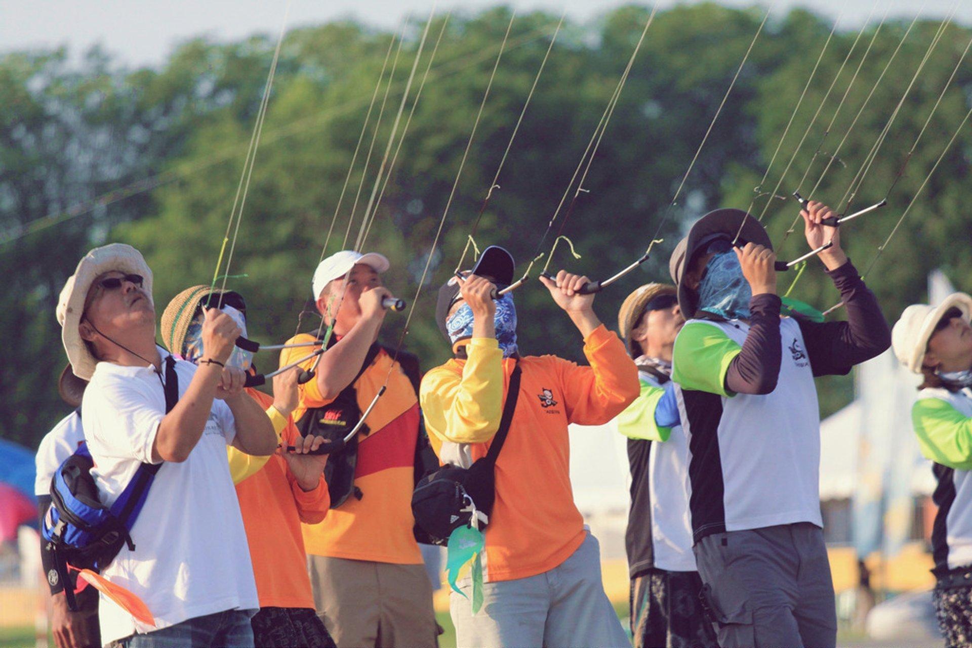 Borneo International Kite Festival in Borneo - Best Season