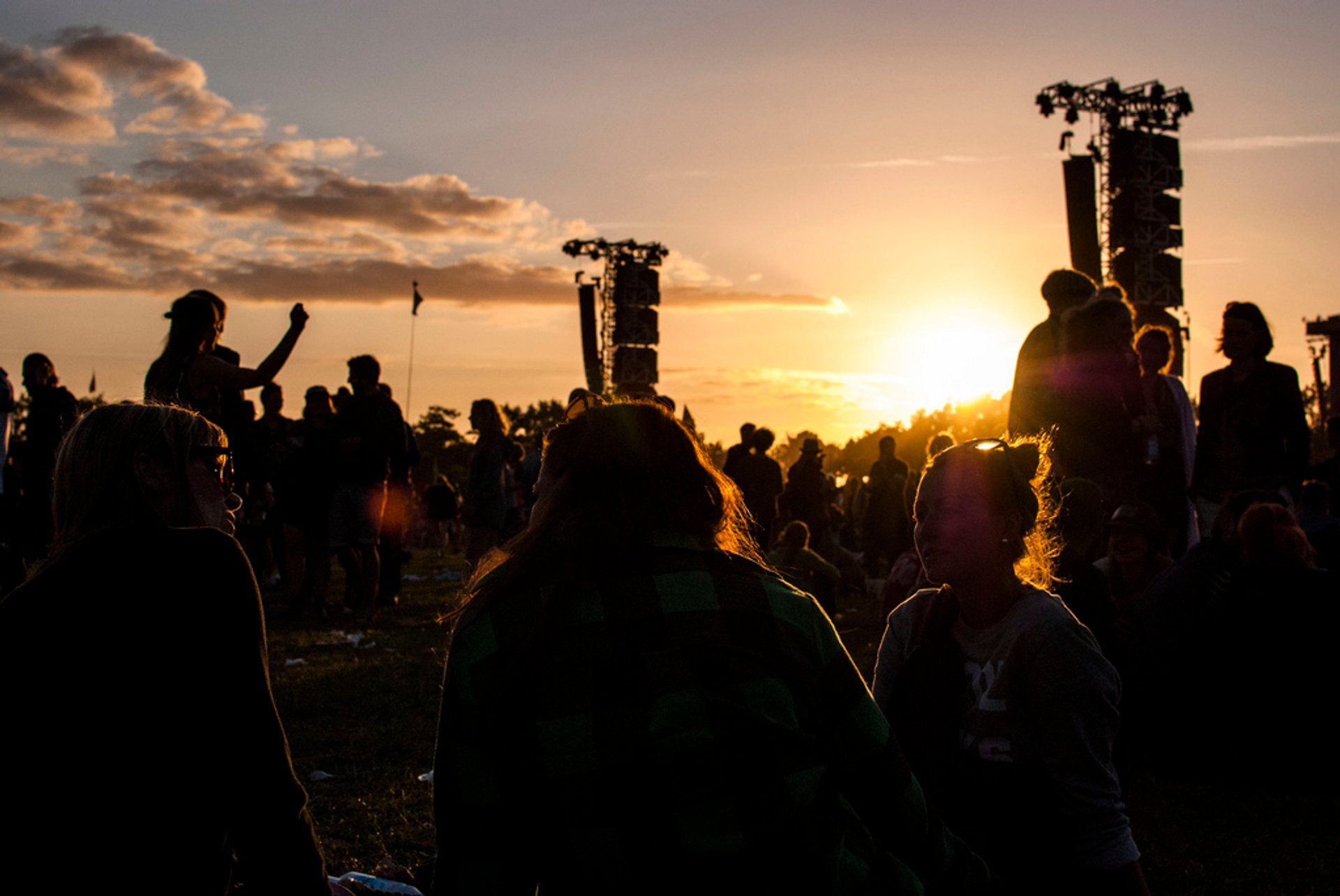 Best time to see Roskilde Festival in Denmark 2020