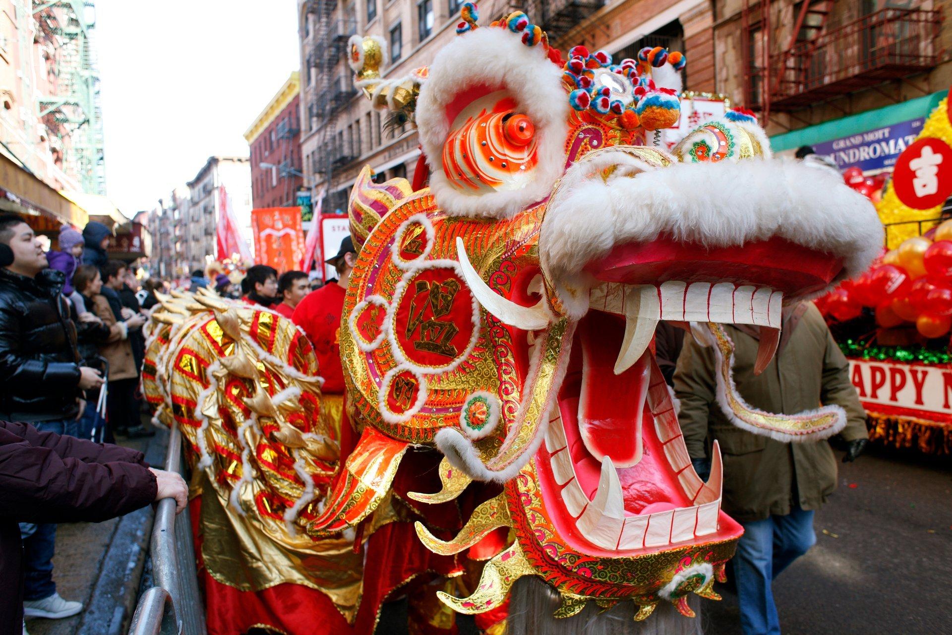 Chinesische Neujahrsfest 2020