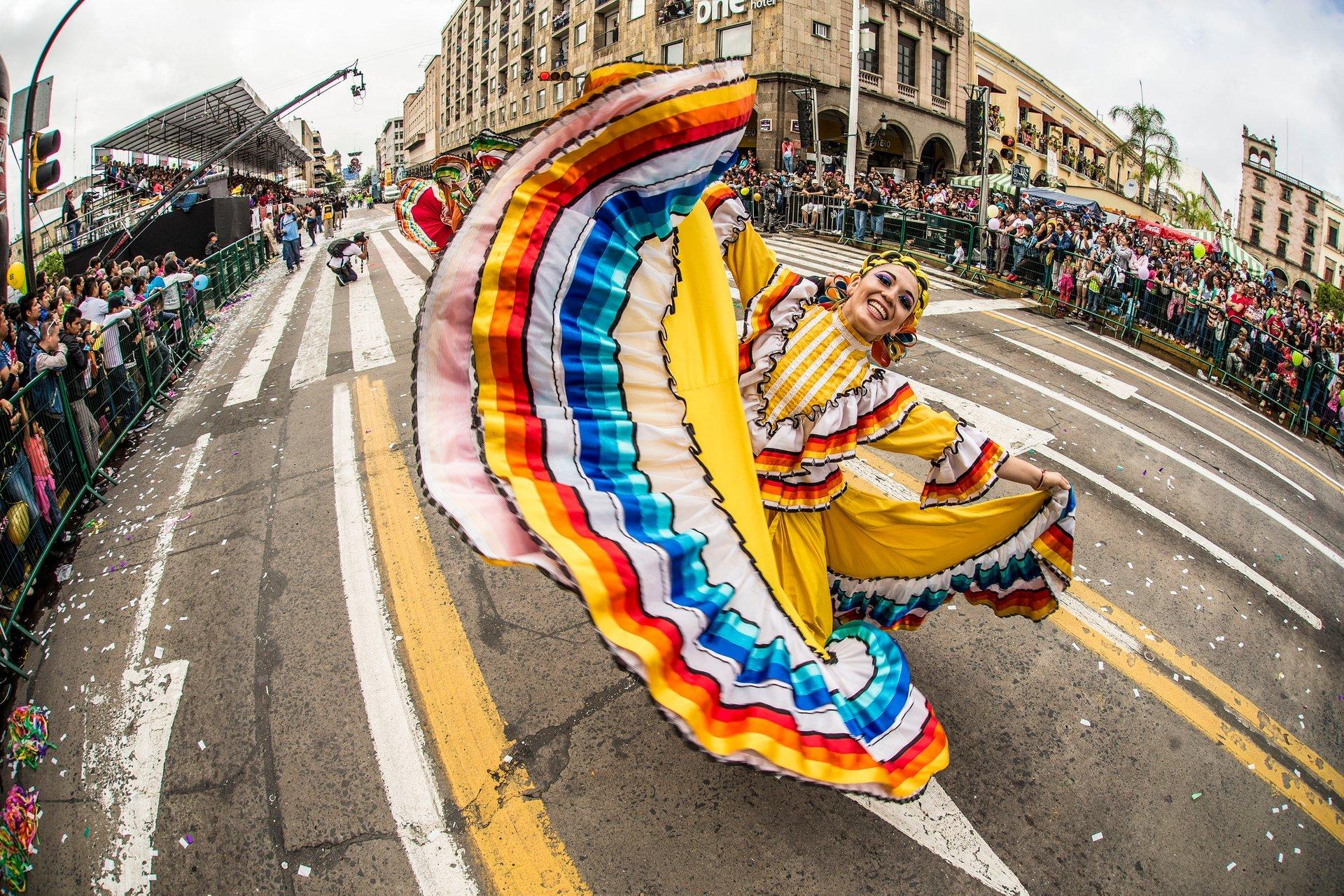 Fiestas de Octubre in Mexico 2020 - Best Time