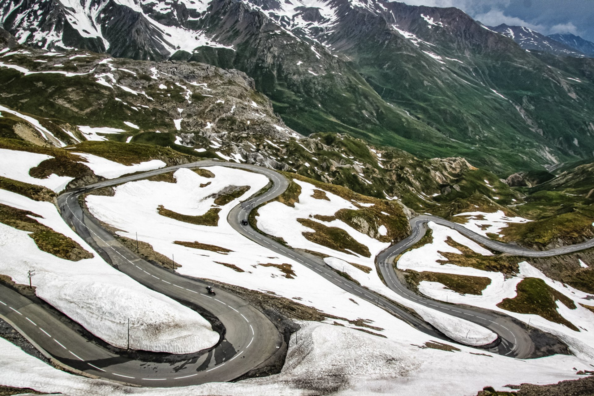 Best time to see Col du Galibier in France 2020
