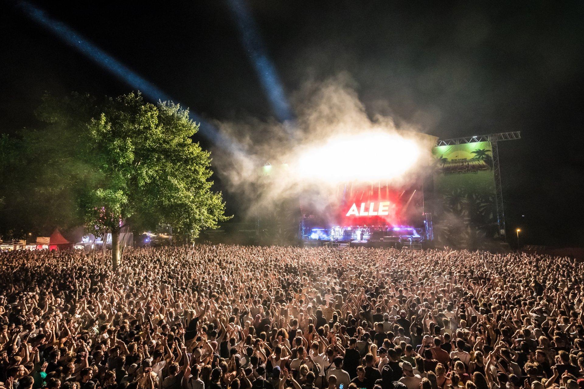 Summerjam Festival in Germany 2020 - Best Time