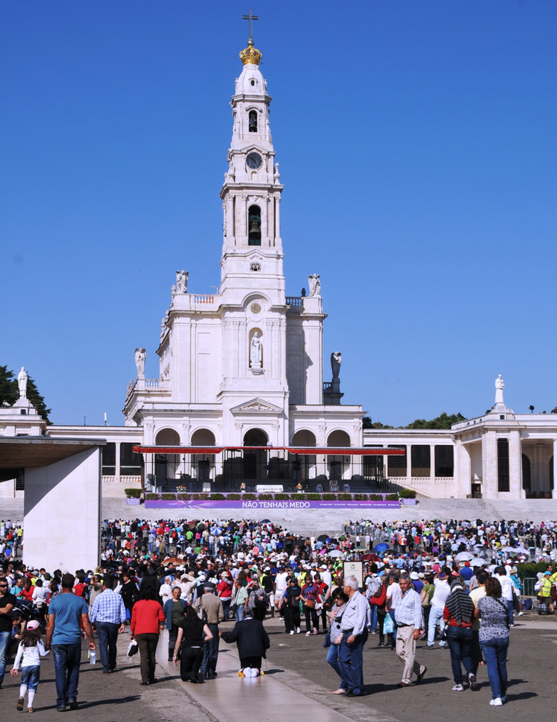 Fatima—Great Pilgrimage in Portugal - Best Season 2019