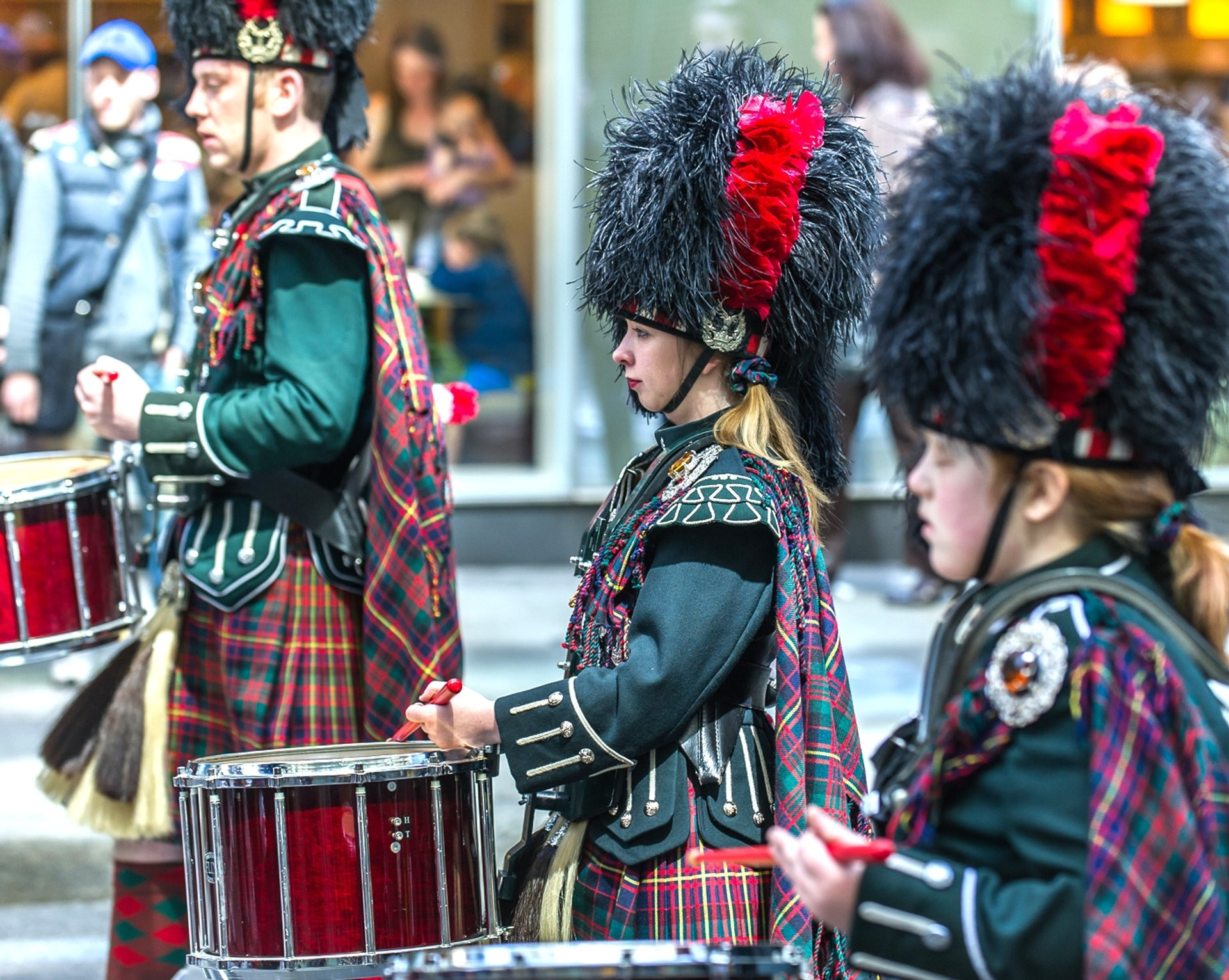 New York City Tartan Day Parade in New York 2020 - Best Time