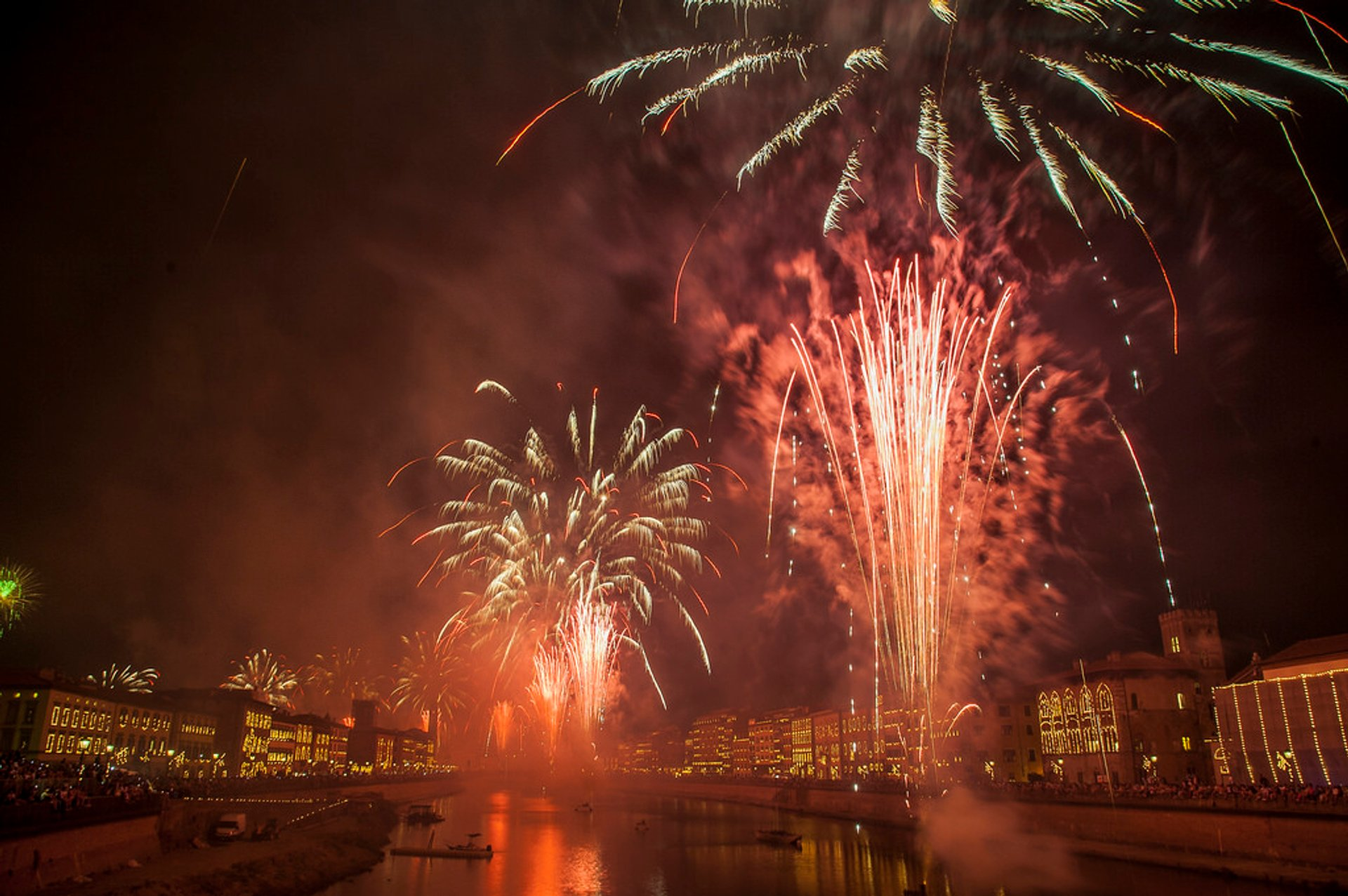 Luminara of San Ranieri Pisa in Tuscany 2020 - Best Time