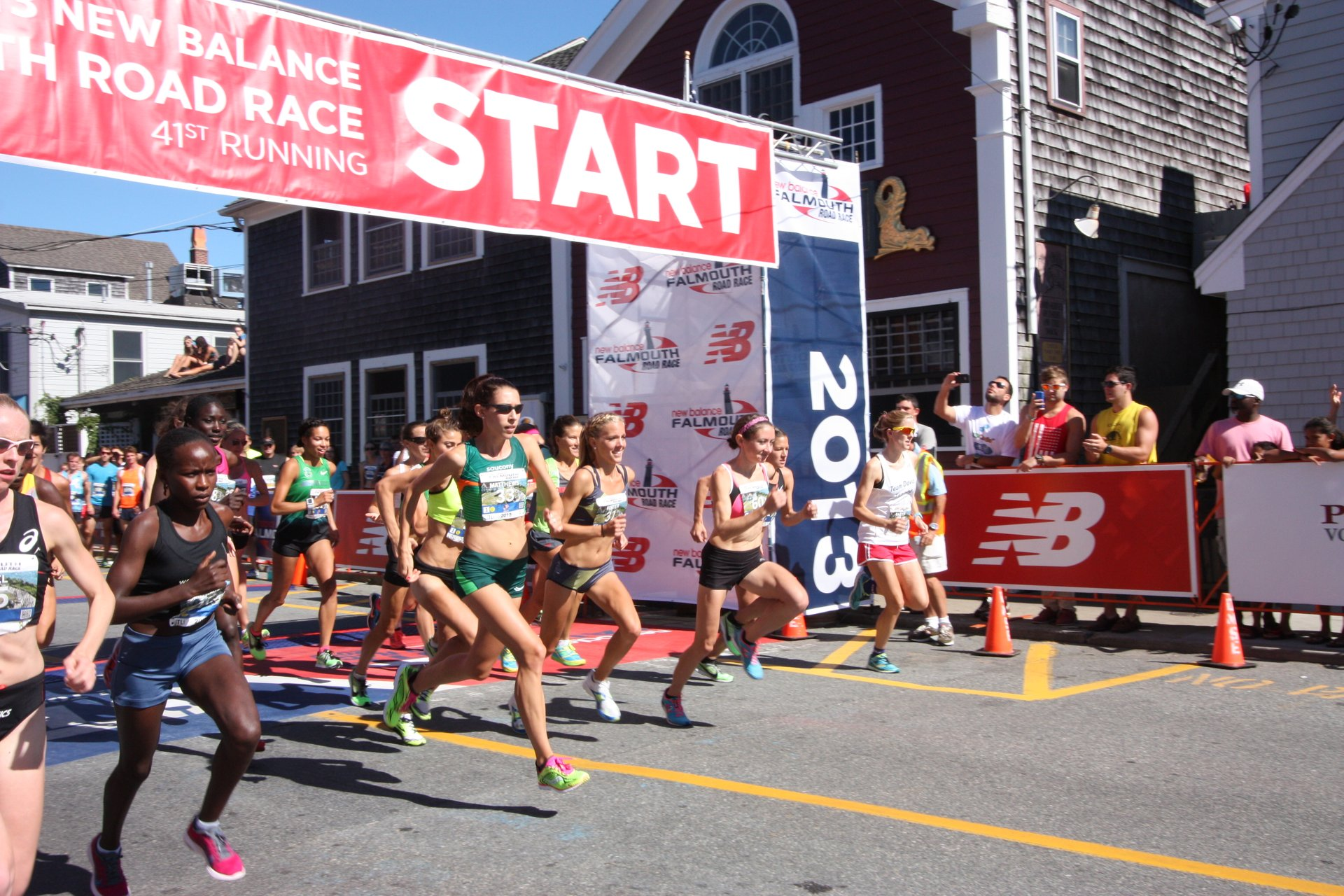 Falmouth Road Race in Massachusetts 2020 - Best Time