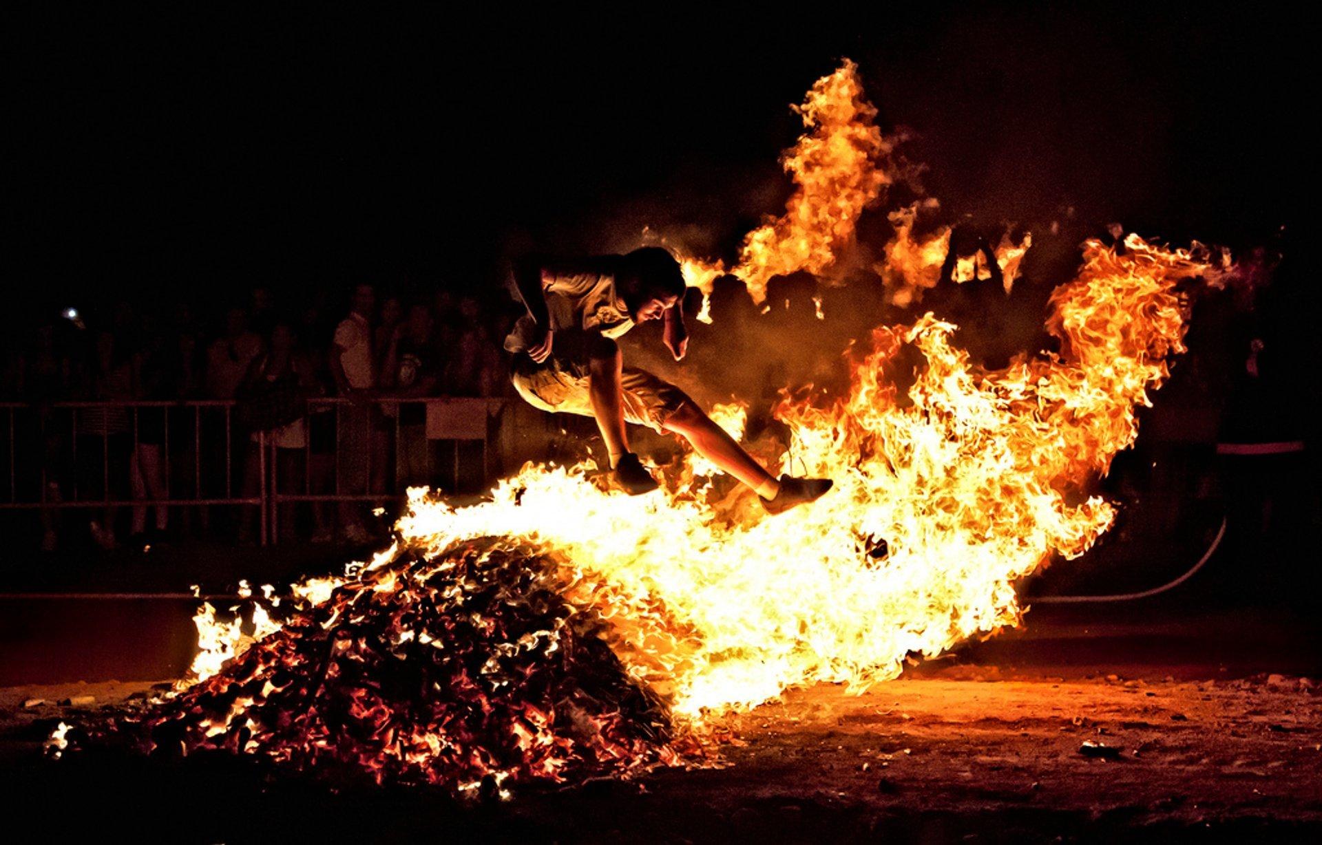 San Juan Bonfire Festival (Noche de San Juan) in Spain - Best Season 2020