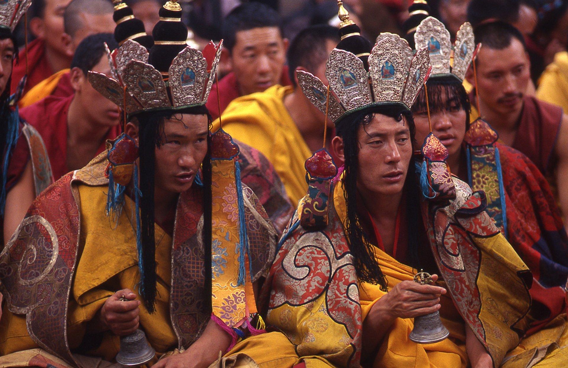 Saga Dawa Festival in Tibet - Best Season 2019