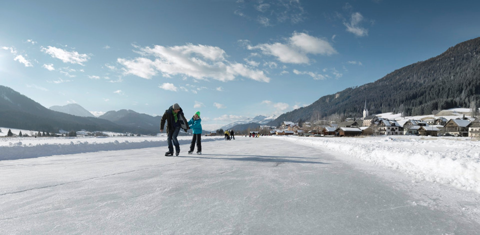 Ice Skating in Austria - Best Season 2020