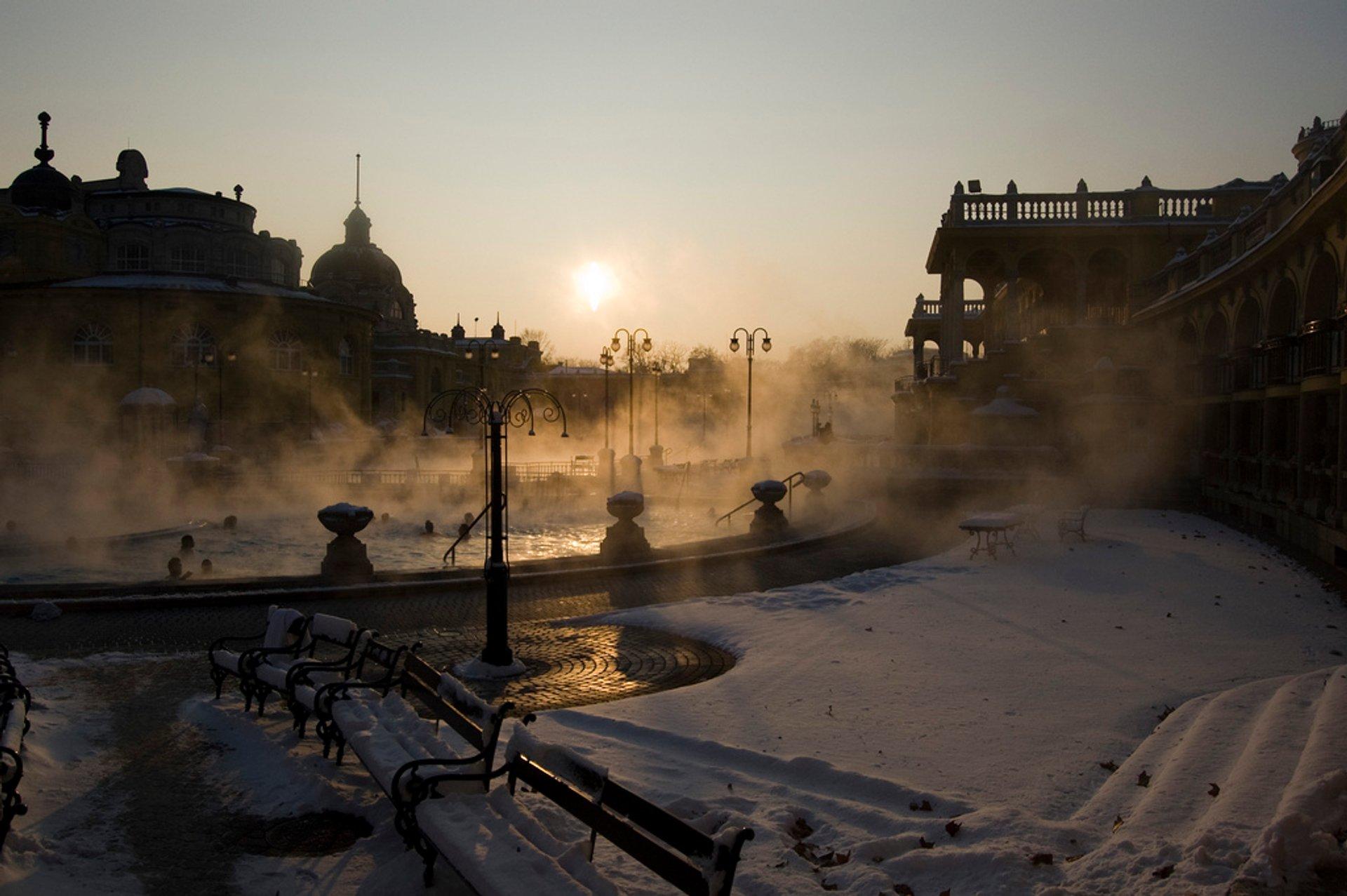 Széchenyi Sunset 2020