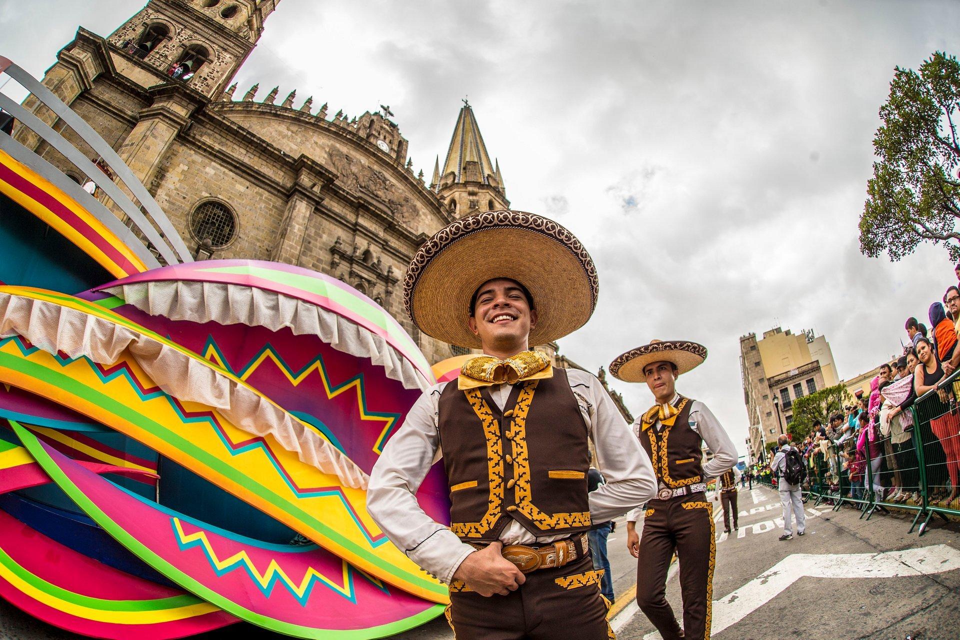 Fiestas de Octubre in Mexico - Best Season 2020