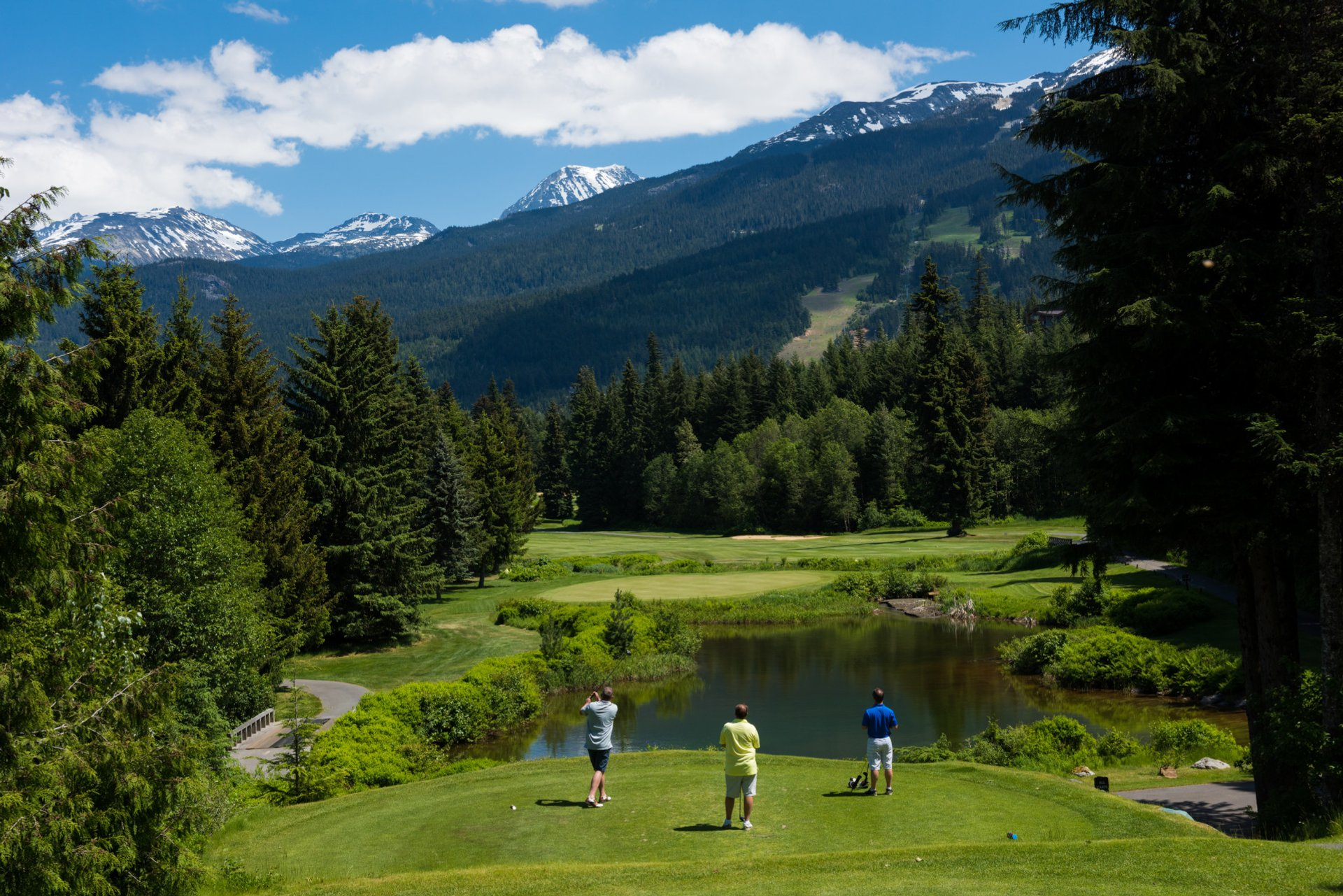 Golf in Vancouver 2020 - Best Time