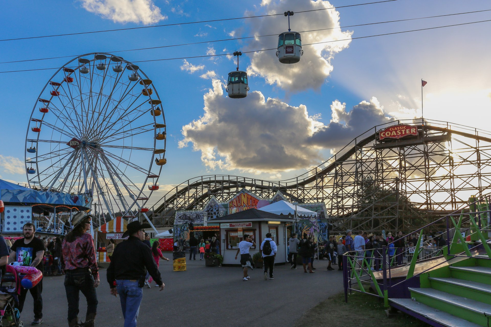 Best time for Washington State Fair in Seattle 2020