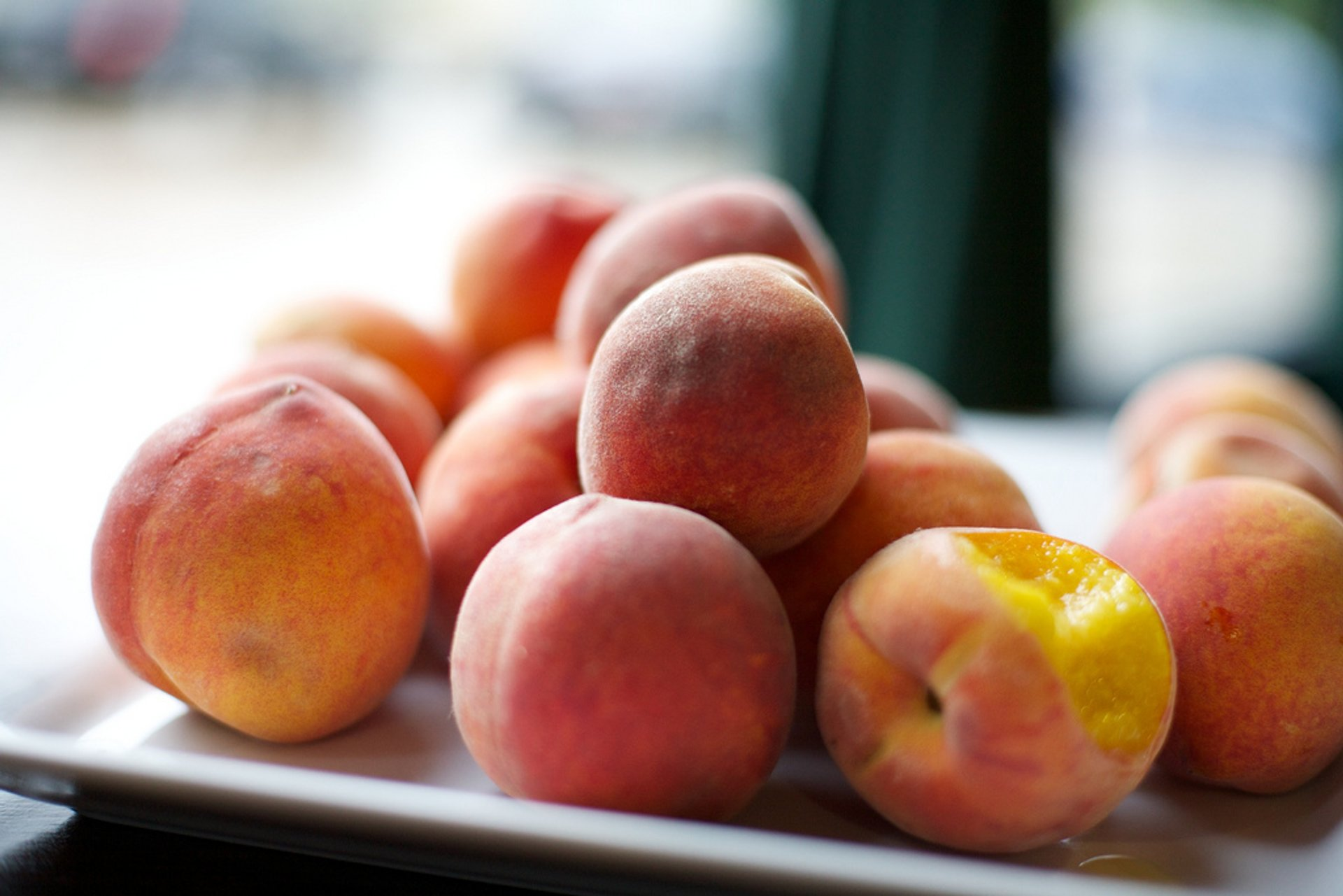 Peach Season in Texas - Best Season 2020