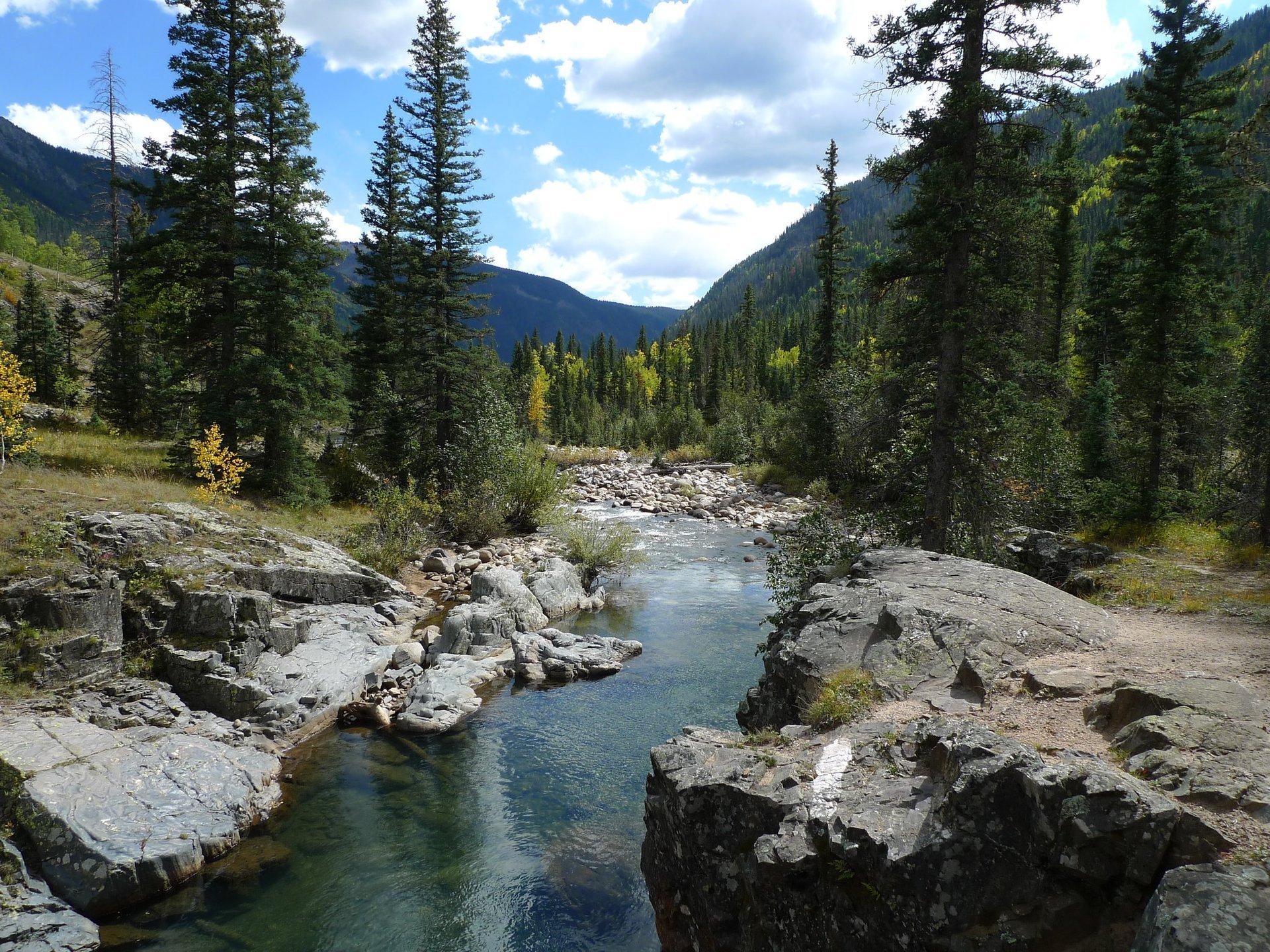 Chicago Basin in Colorado - Best Season 2020