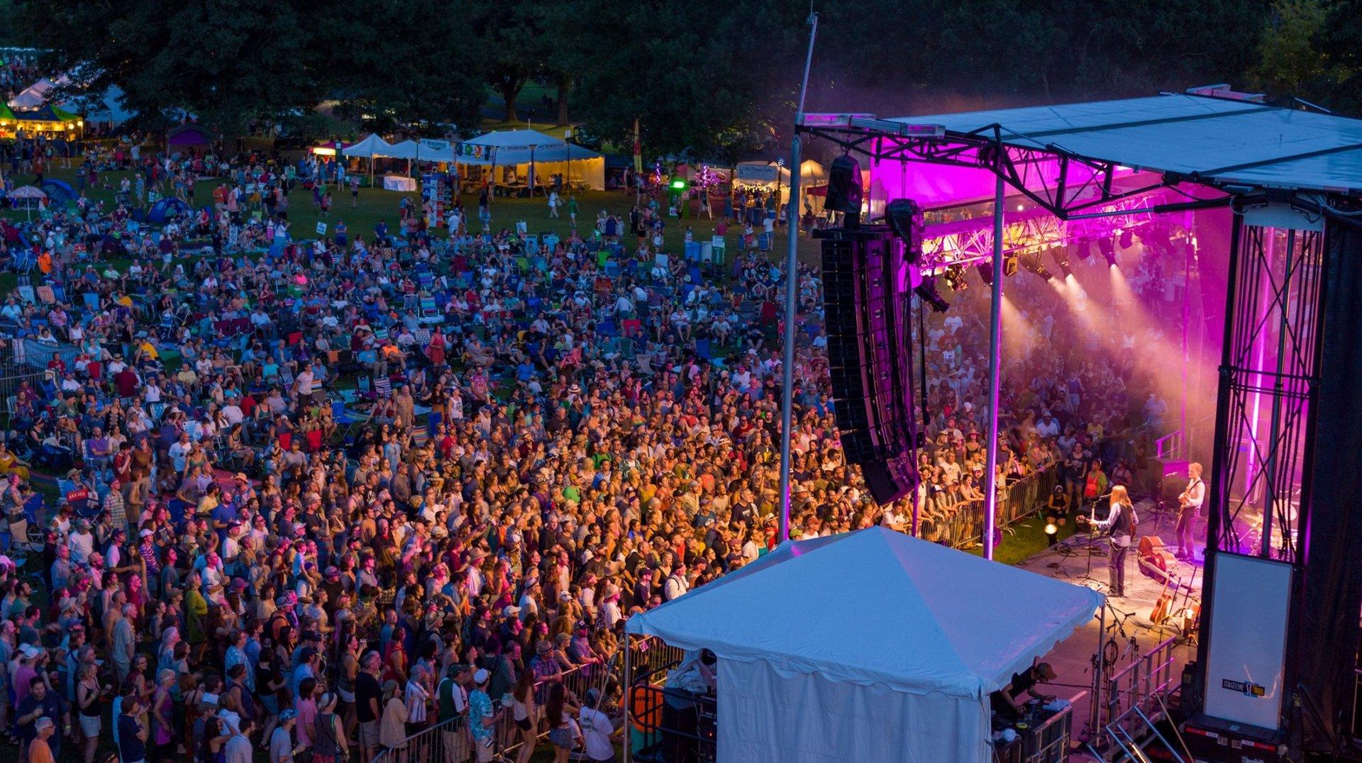 The Green River Festival in Massachusetts 2020 - Best Time
