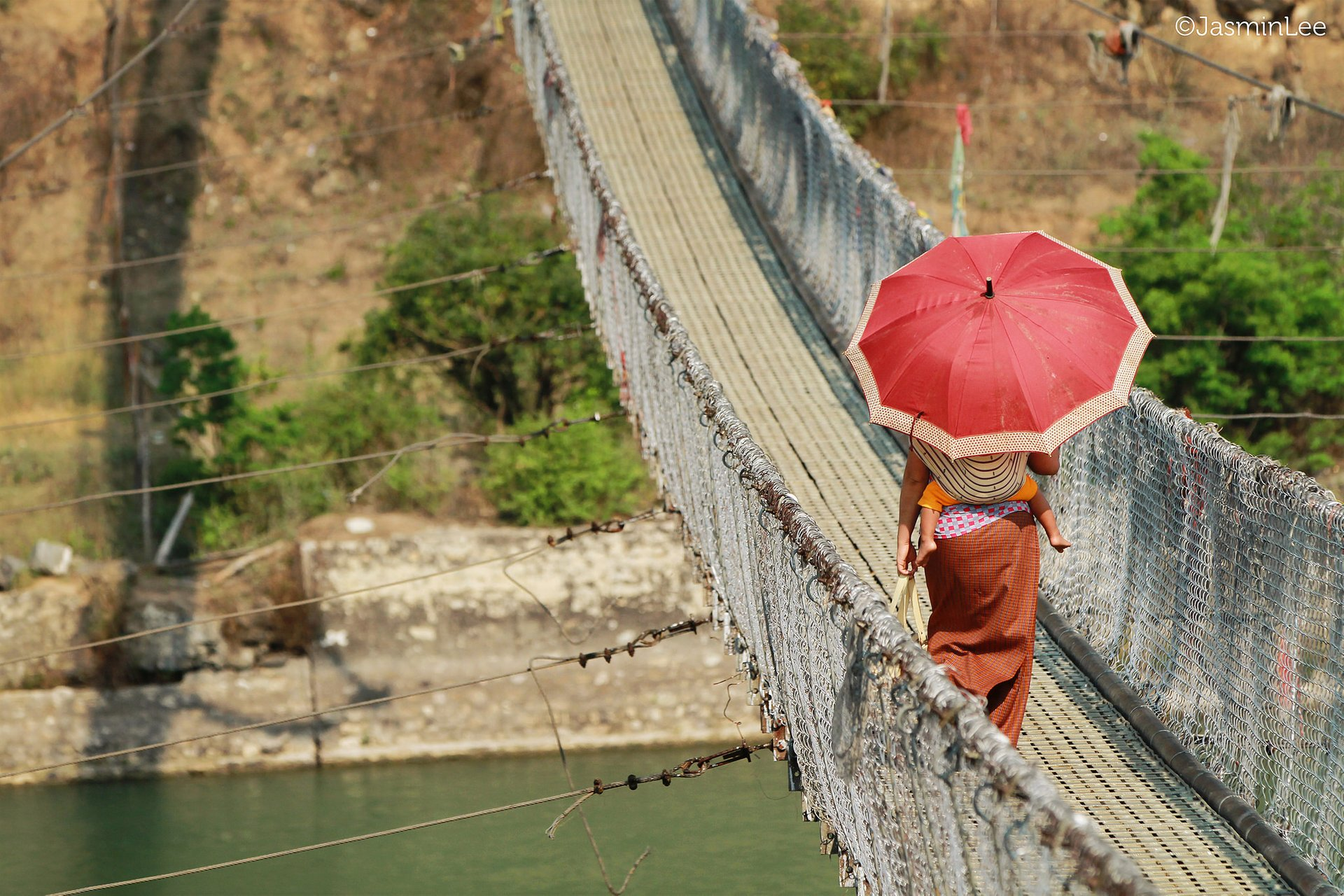 Punakha Suspension Bridge in Bhutan 2019 - Best Time