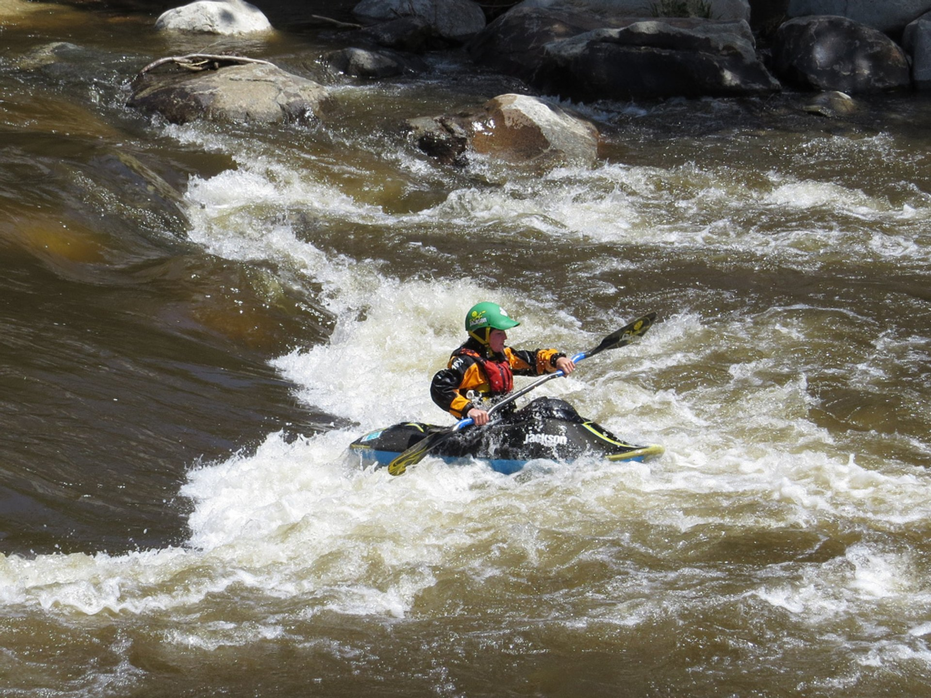 Best time for Kayaking in Colorado 2020