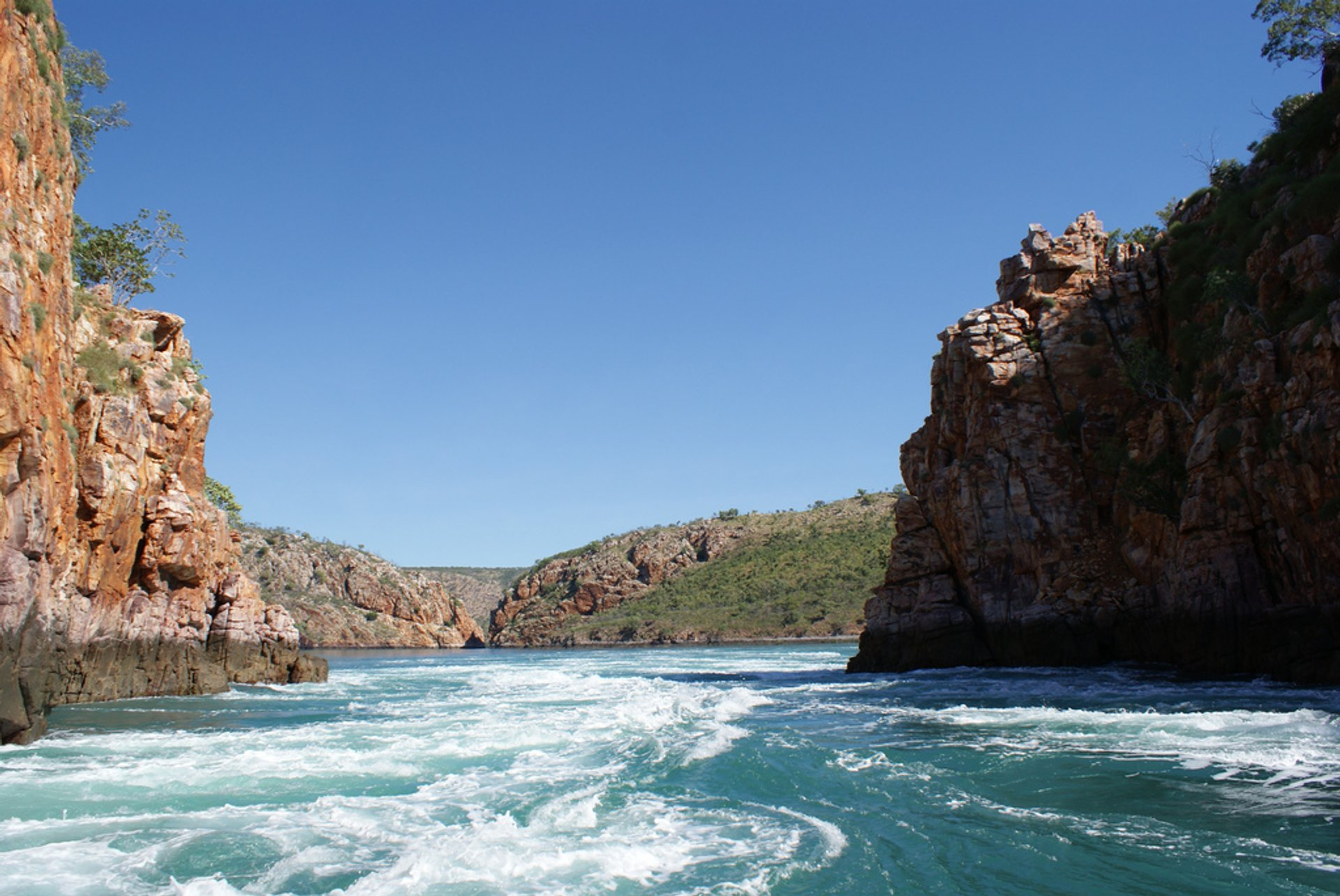 Horizontal Falls in Western Australia 2020 - Best Time