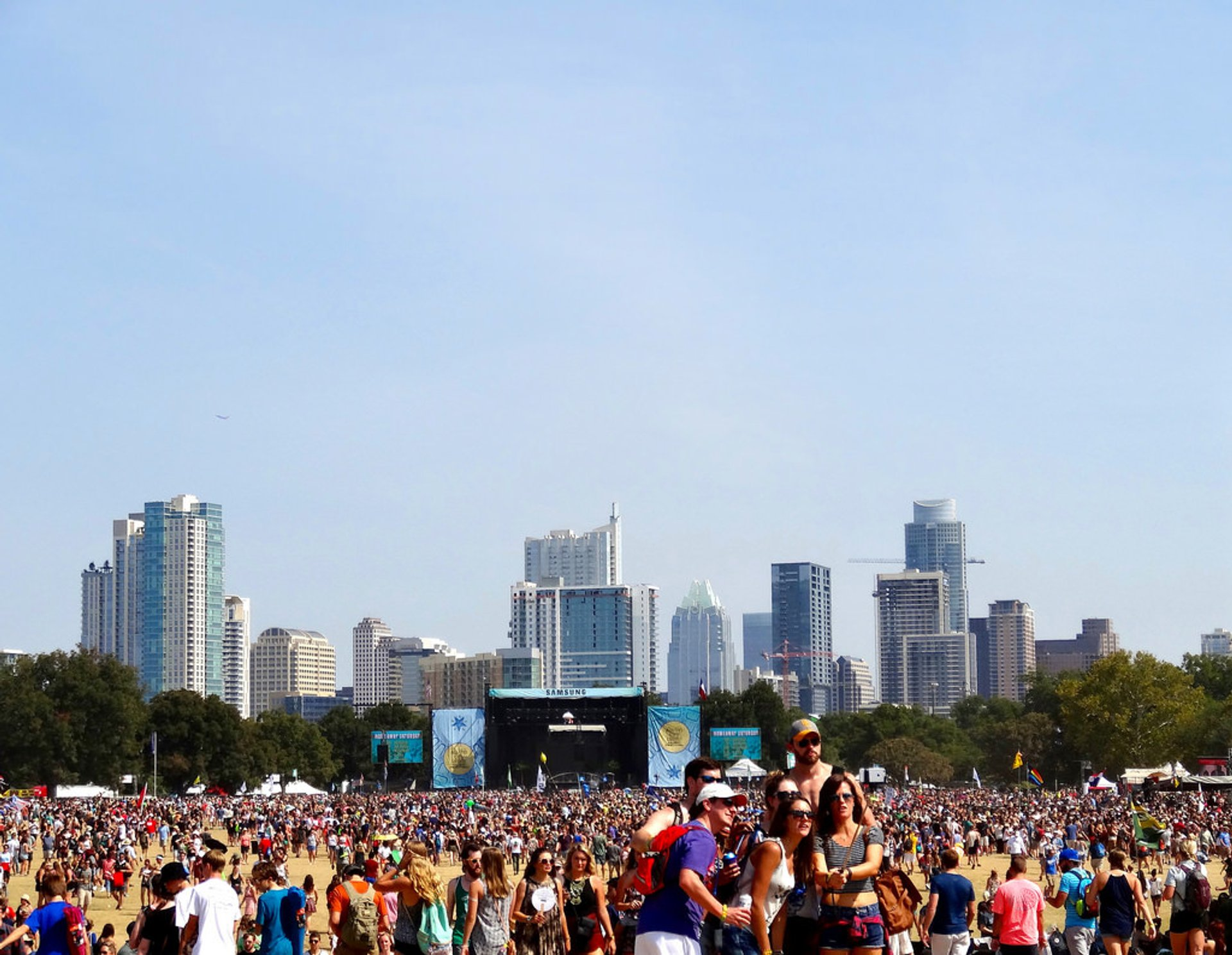 Austin City Limits Music Festival (ACL) in Texas - Best Season 2020