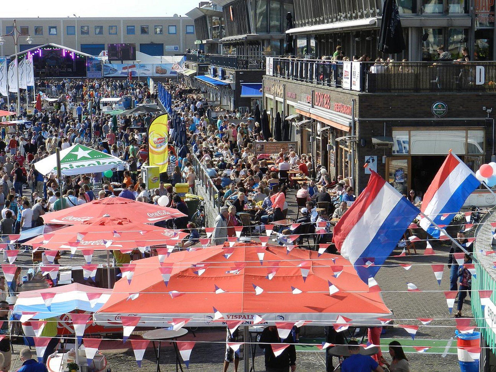 Flag Day in The Netherlands - Best Season 2020