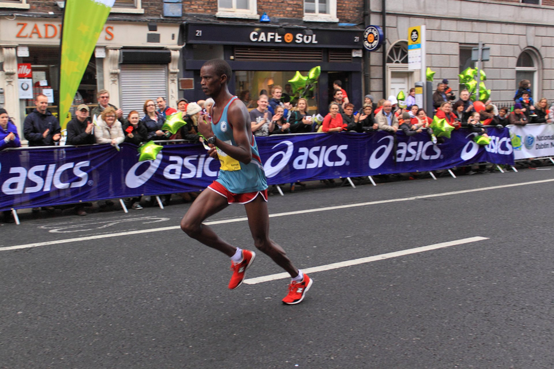 Best time to see KBC Dublin Marathon in Dublin 2020