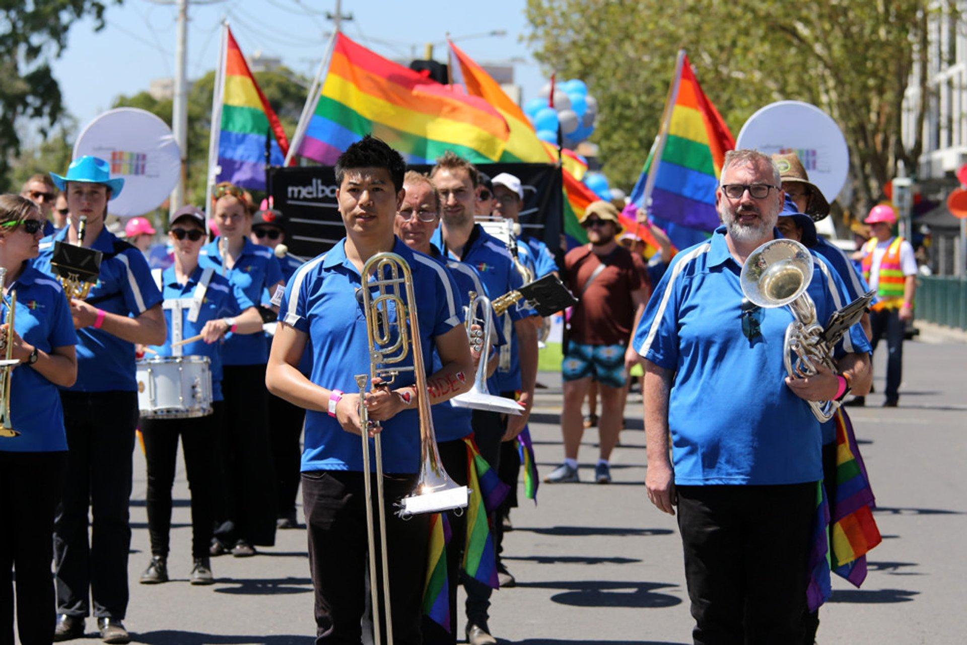 Pride March 2020