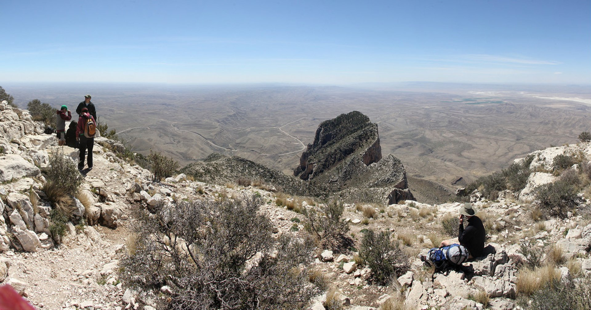 Best time for Hiking to Guadalupe Peak 2020