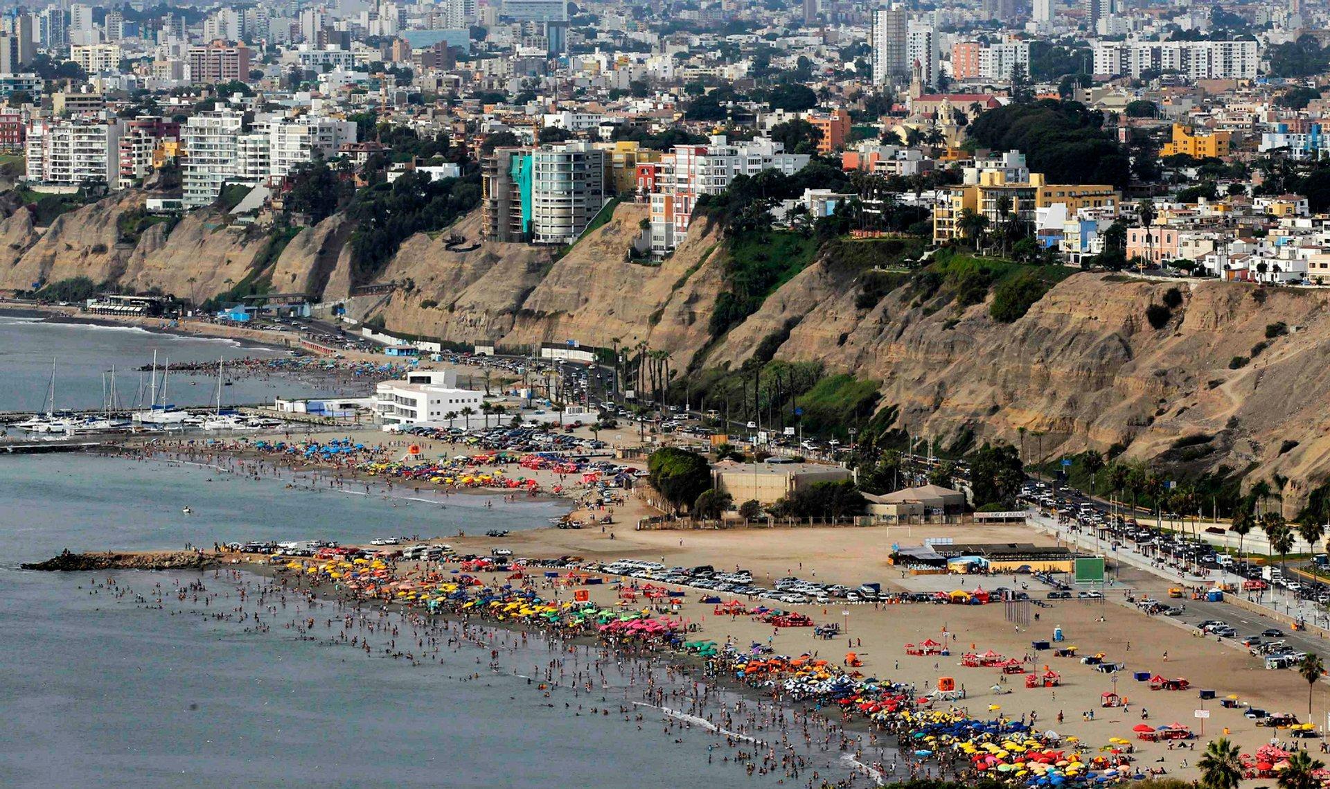 High Season on the Coast in Peru - Best Season 2020