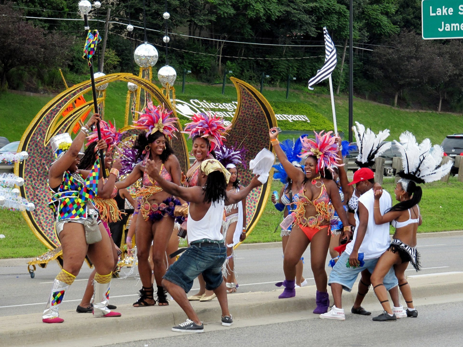 Best time for Toronto Caribbean Carnival or Caribana 2020