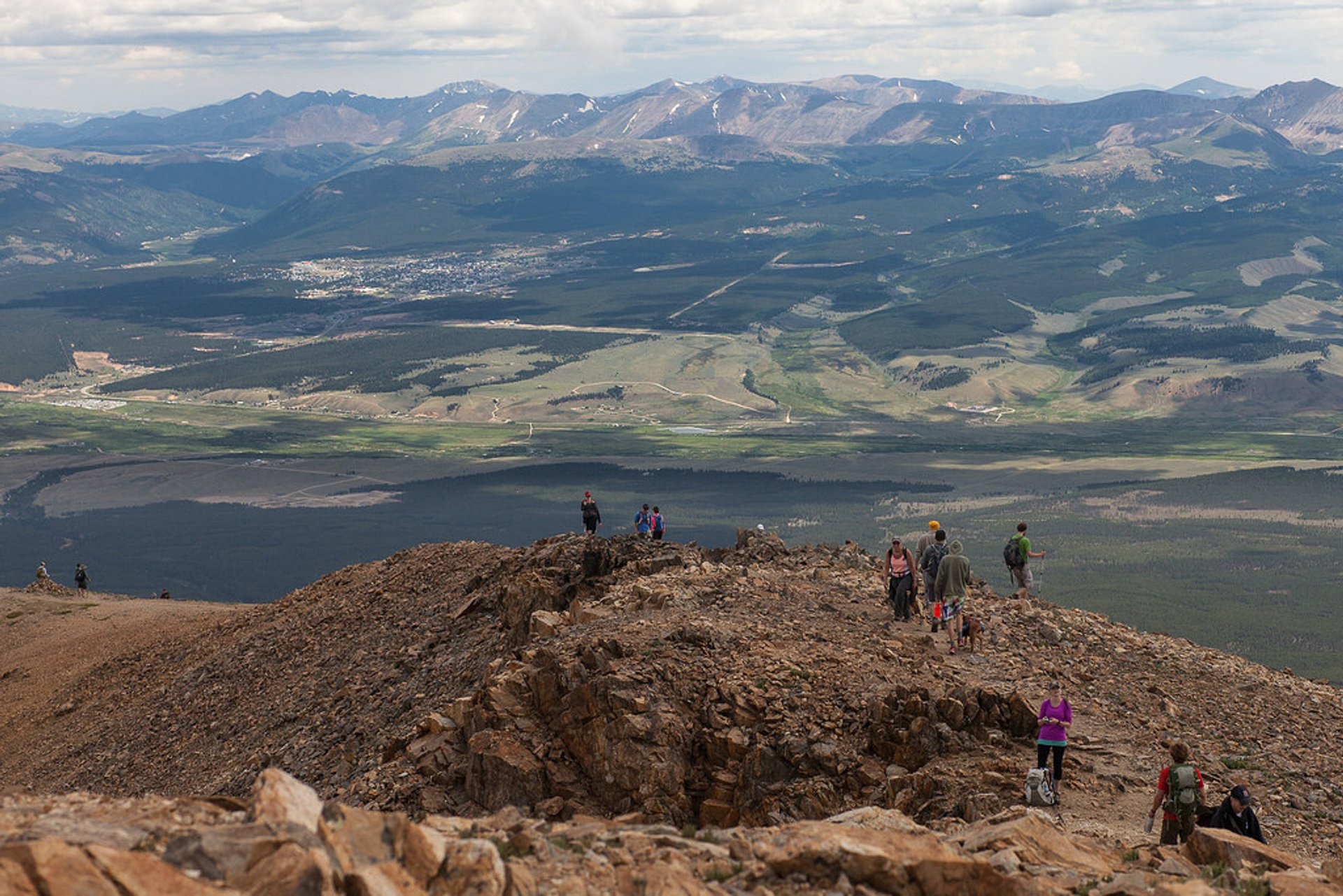 Best time for Climbing Mount Elbert in Colorado 2019