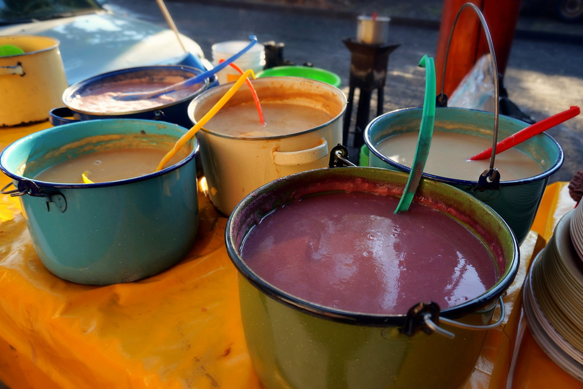 Best time for Atole in Mexico 2019