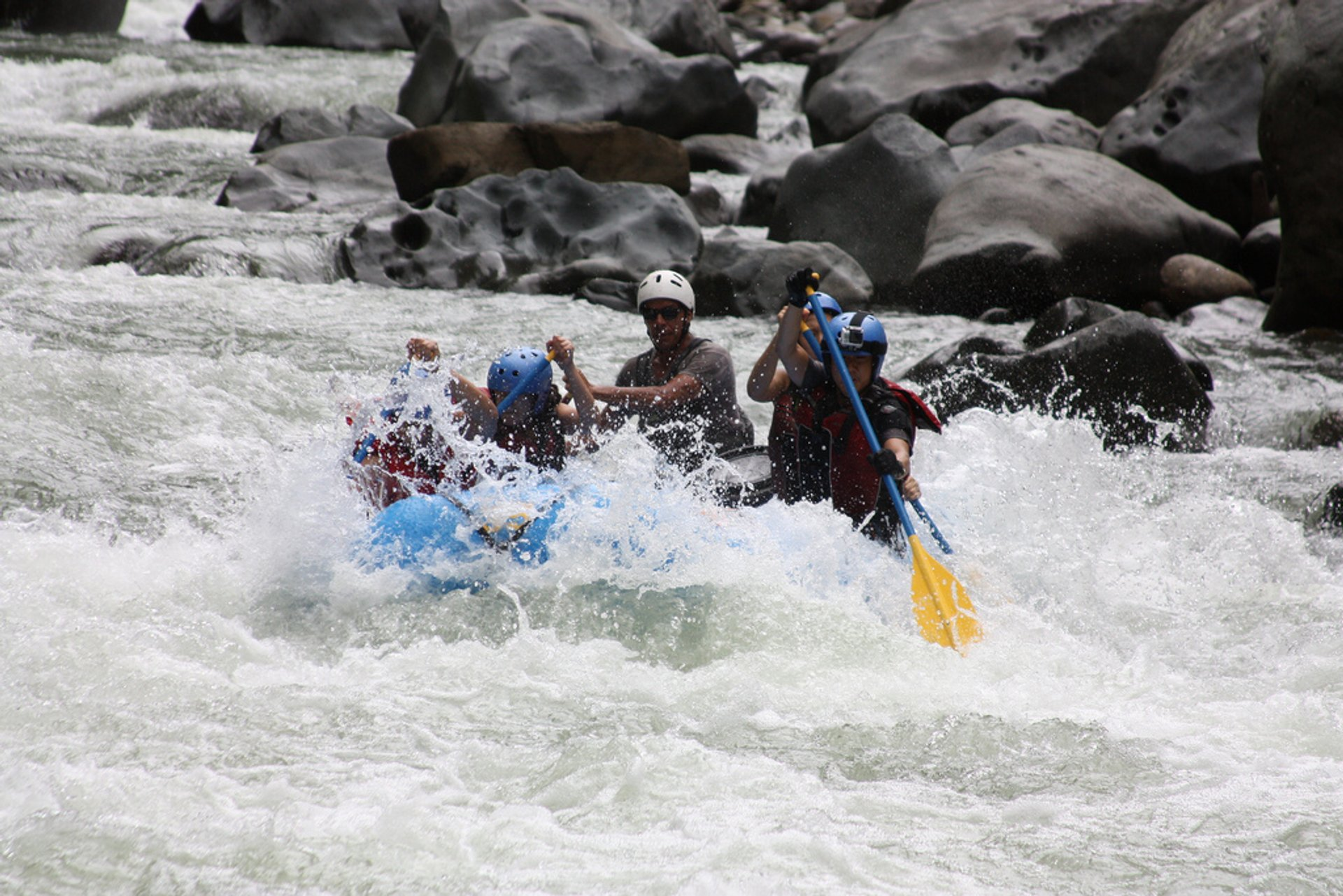 White Water Rafting in Guatemala - Best Season 2020