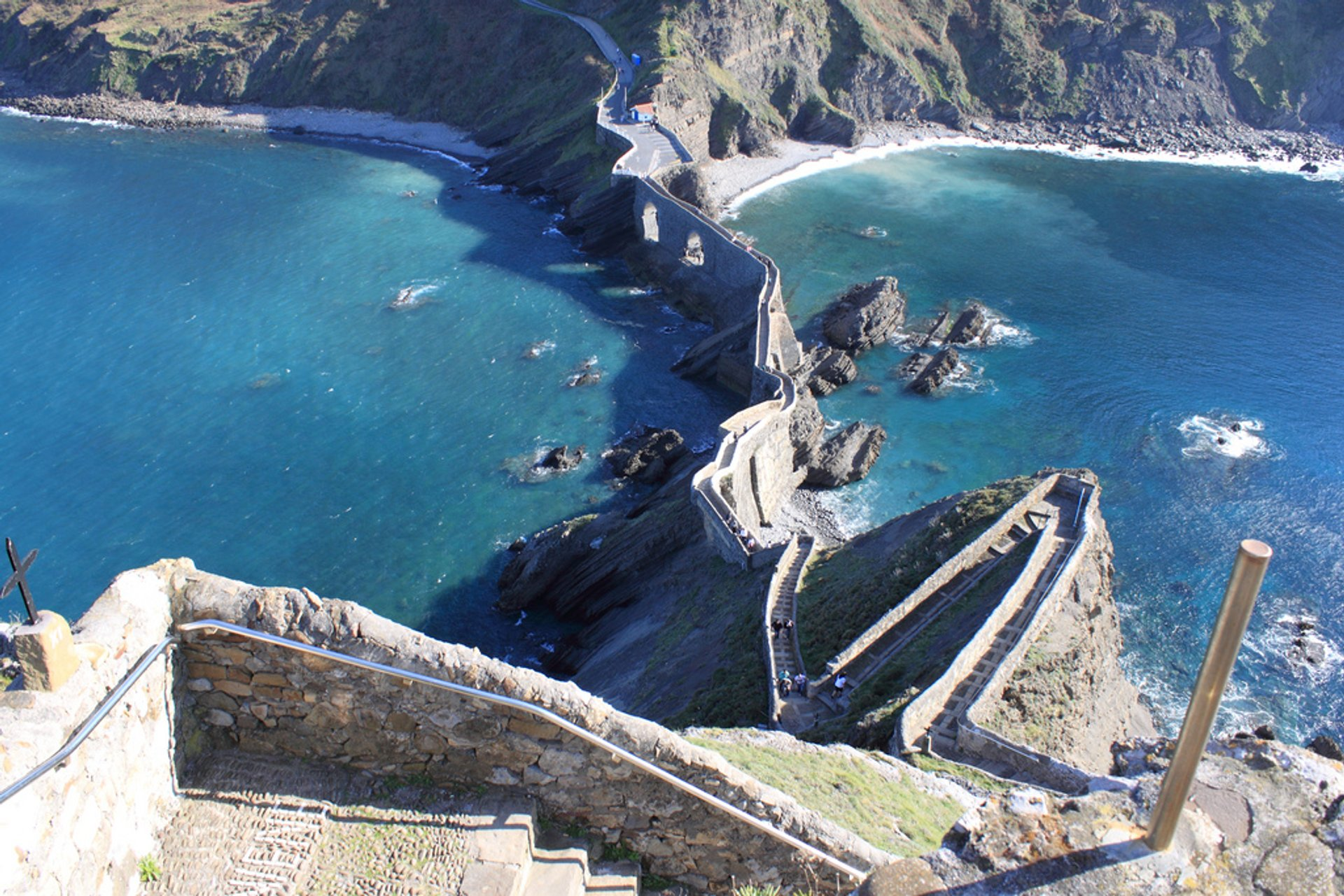 Gaztelugatxe in Basque Country - Best Season