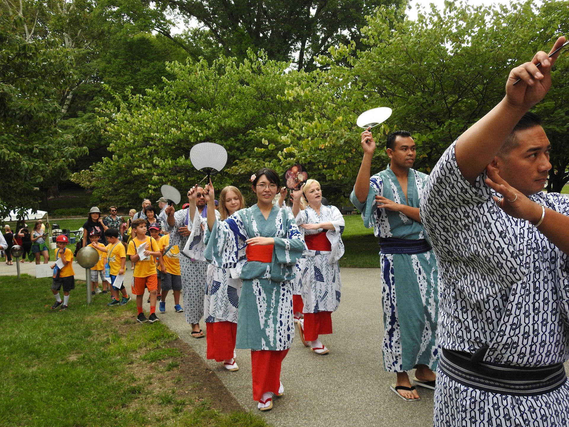 Japanese Festival in Midwest 2020 - Best Time