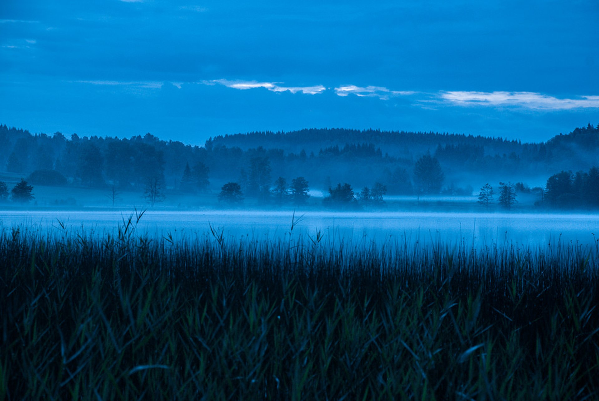 Blue Hours in Sweden 2020 - Best Time
