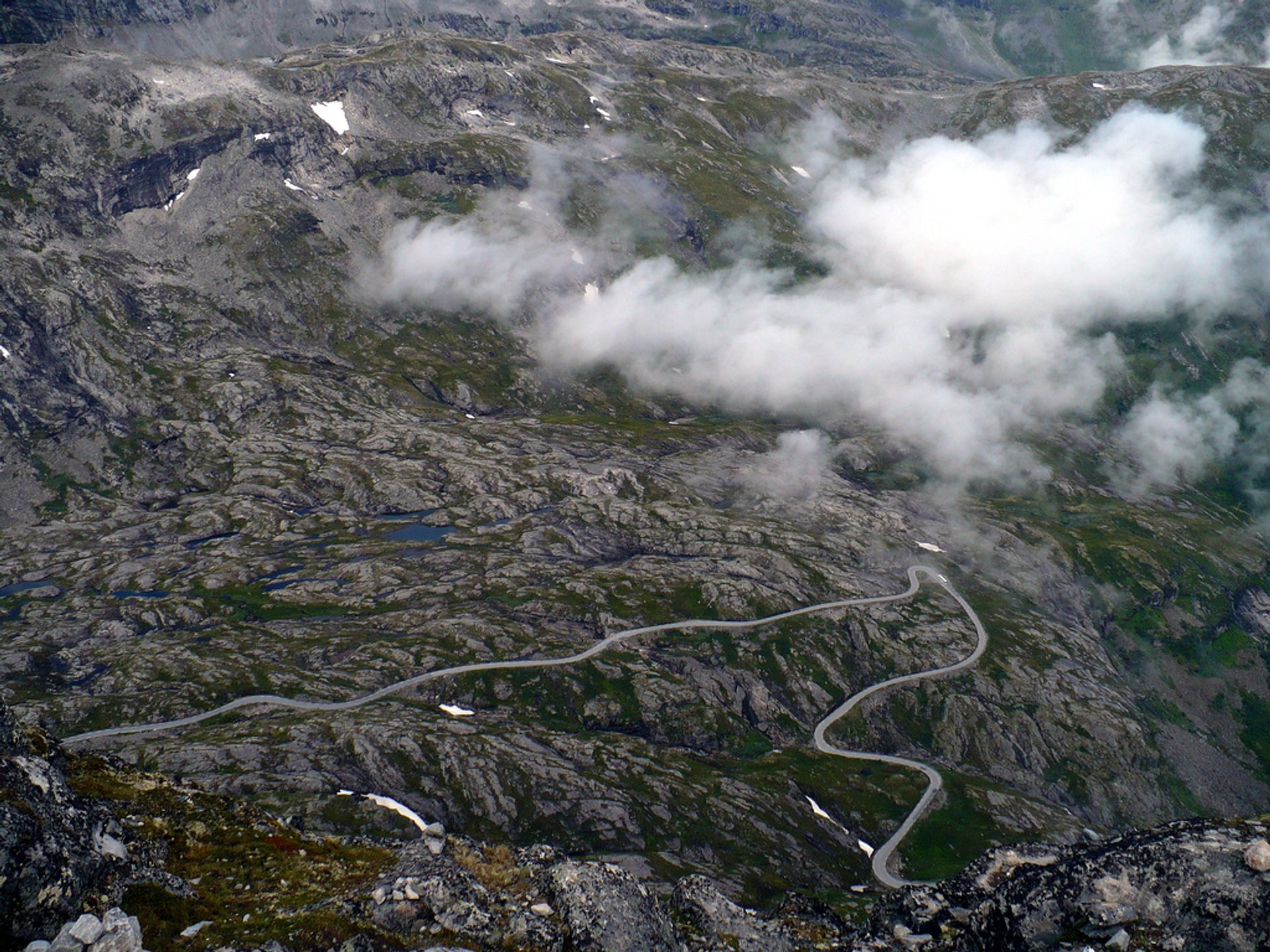 Best time for Dalsnibba in Norway 2019